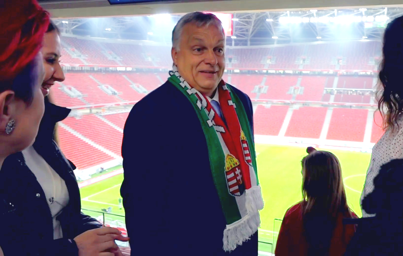 Orbán: Ha 10 millió ember nem tud megépíteni egy stadiont, akkor csukjuk be a boltot