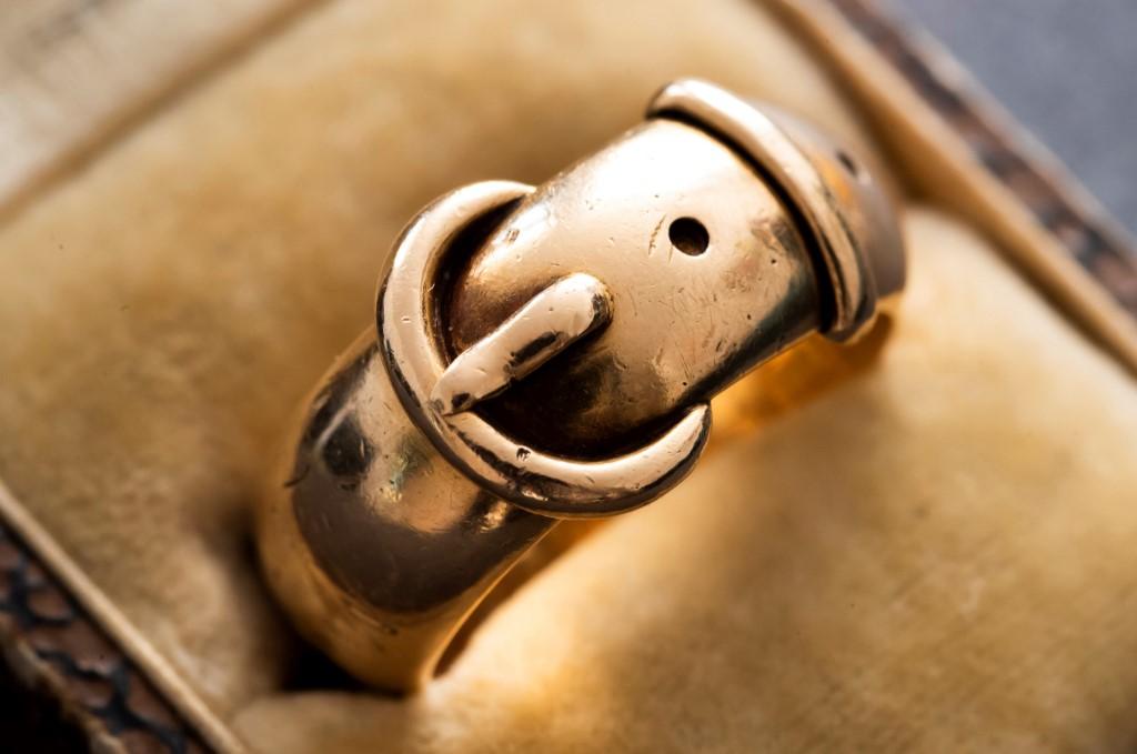 Megtalálták Oscar Wilde ellopott gyűrűjét