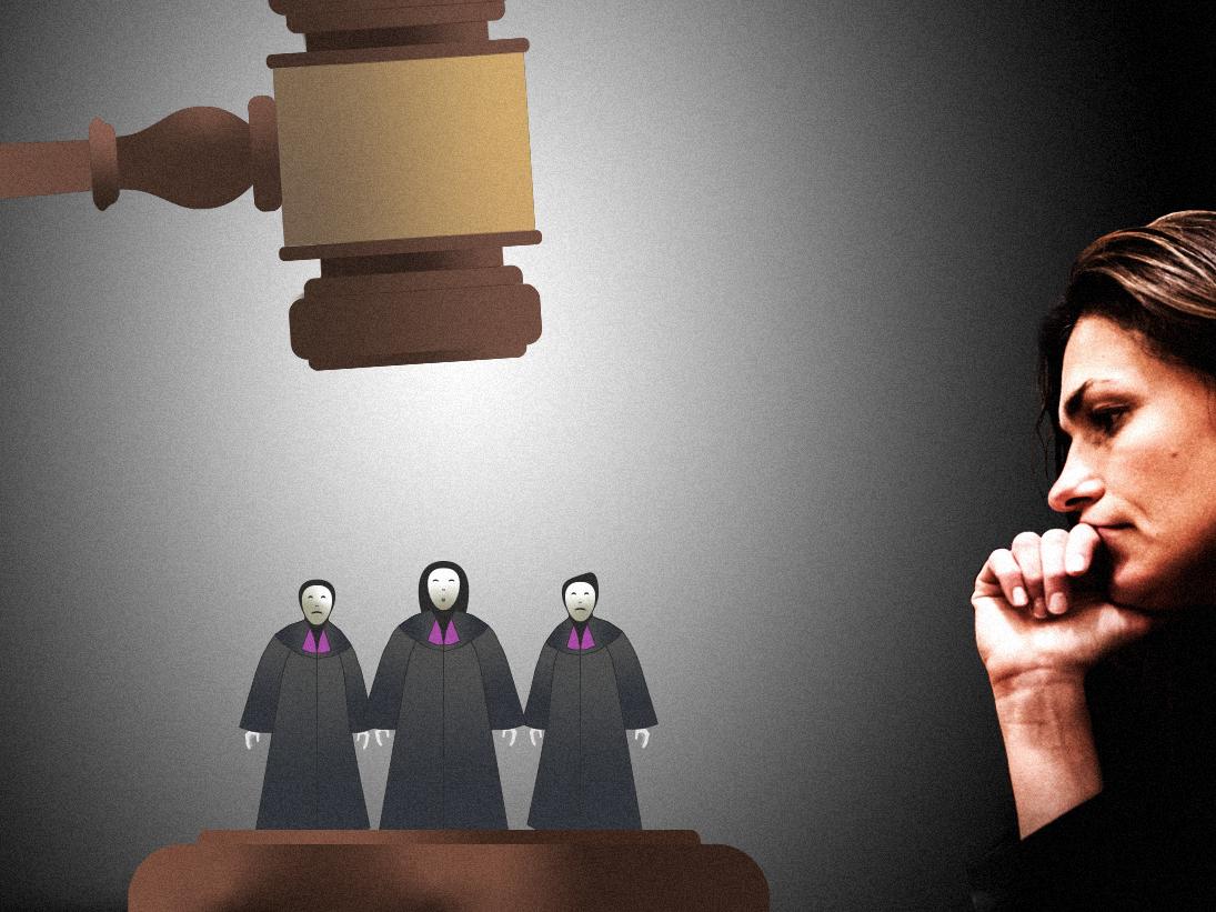 """A bíróságok függetlenségének letörésében csak most fognak """"rálépni a gázra"""""""