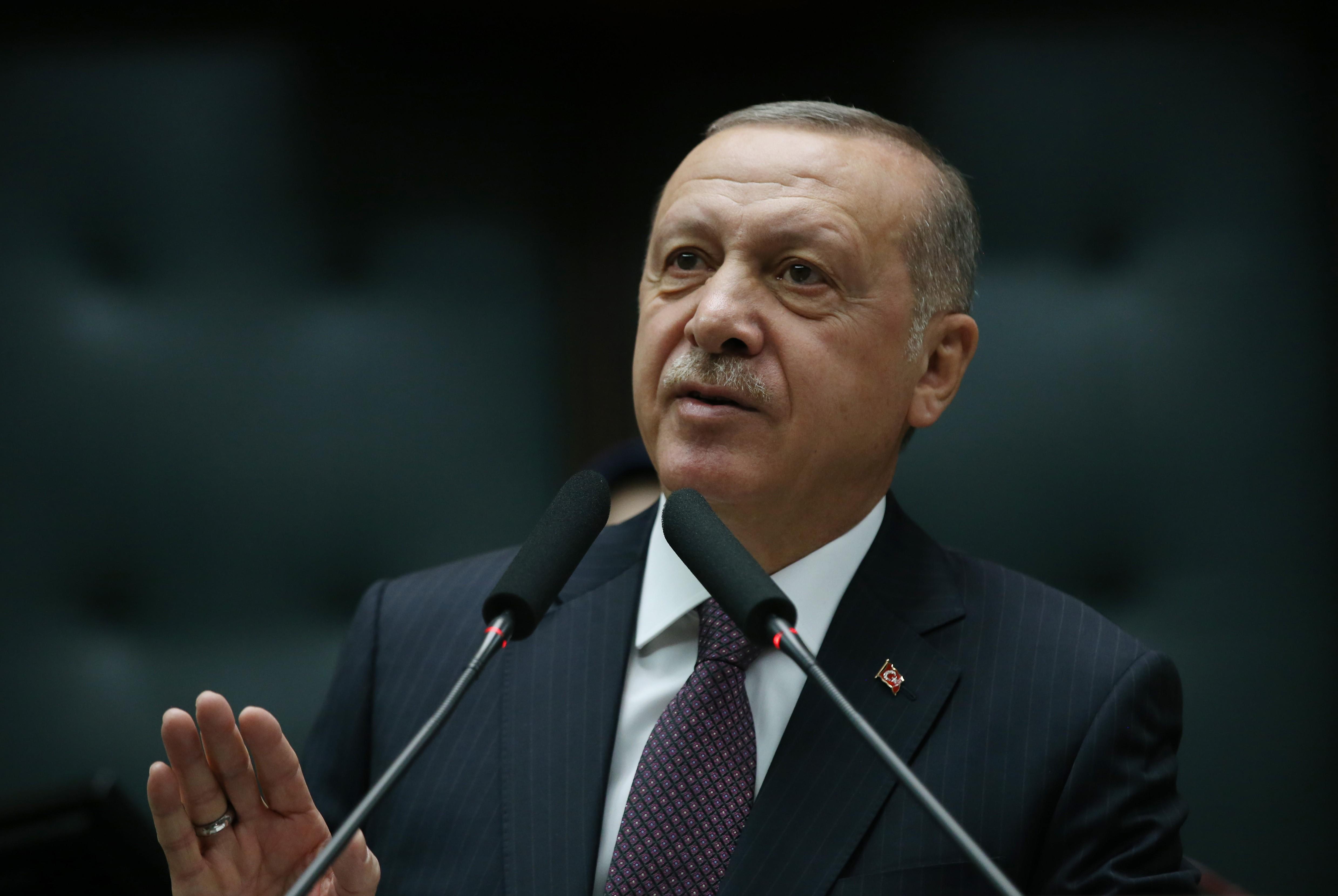 Erdogan: Törökország katonákat küld Líbiába