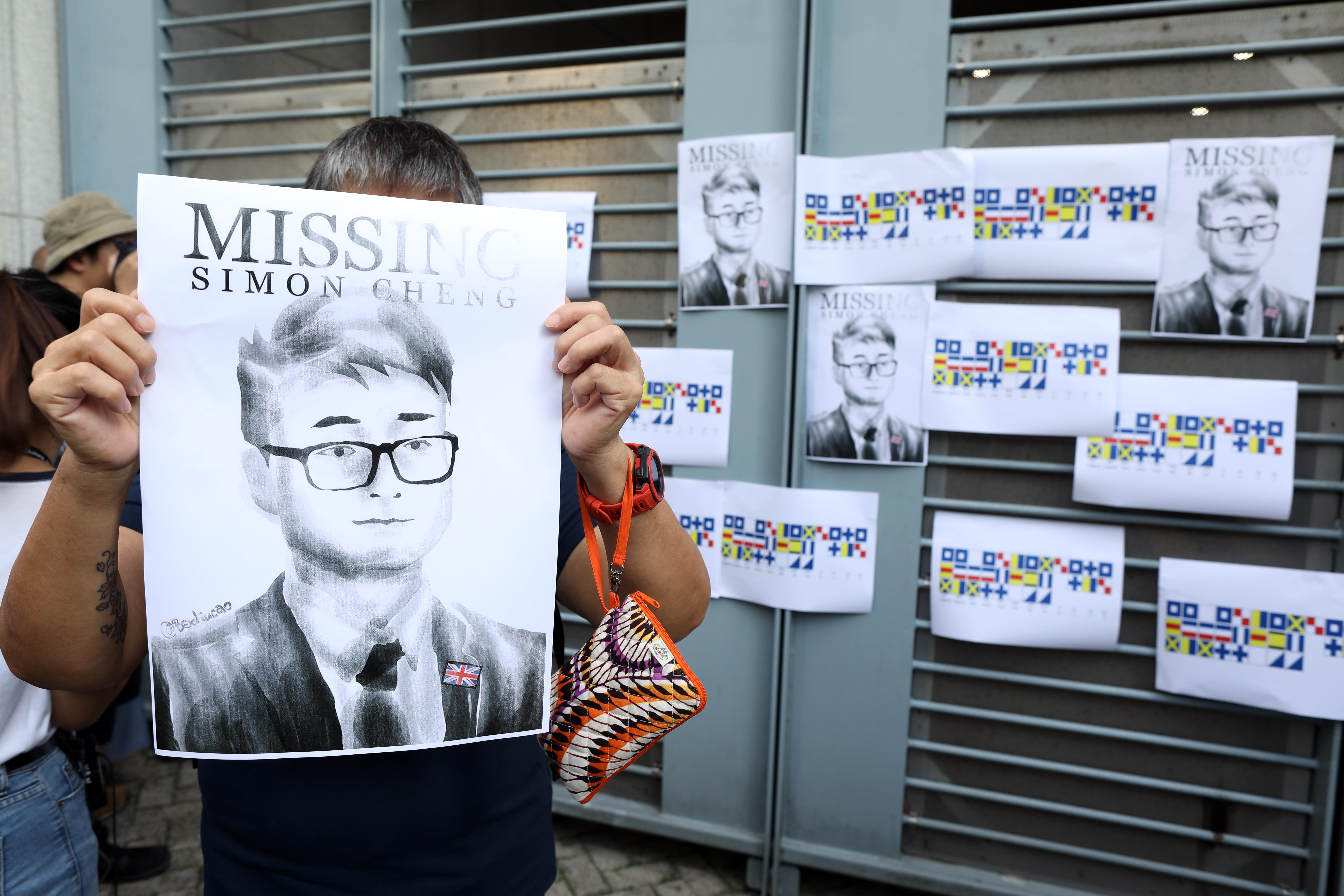 Megkínozták Kínában, állítja a hongkongi brit követség augusztusban letartóztatott munkatársa