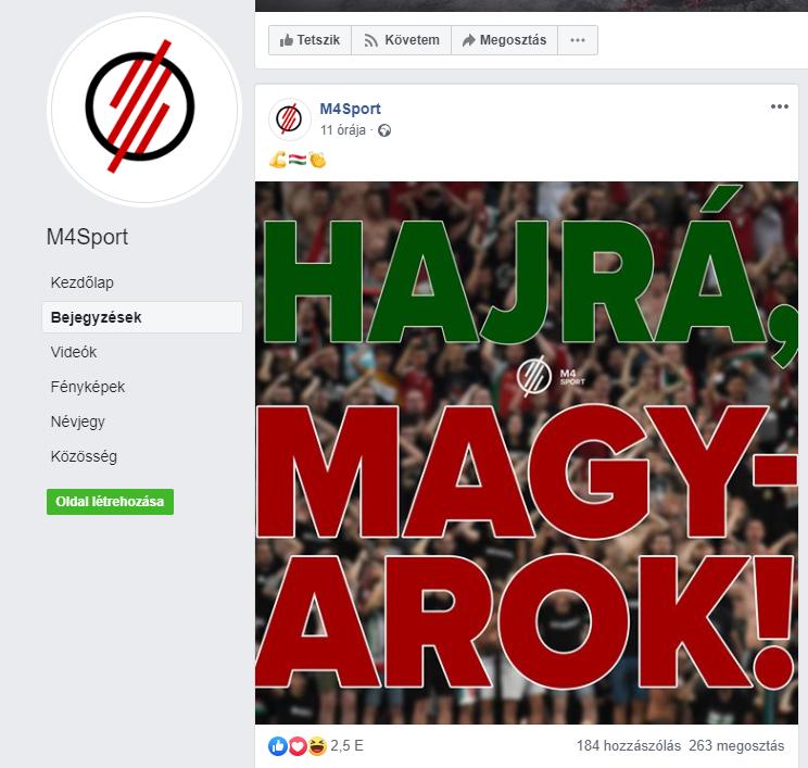 Mi történhetett, ellenzéki politikusok vették át a közmédia Facebookját?