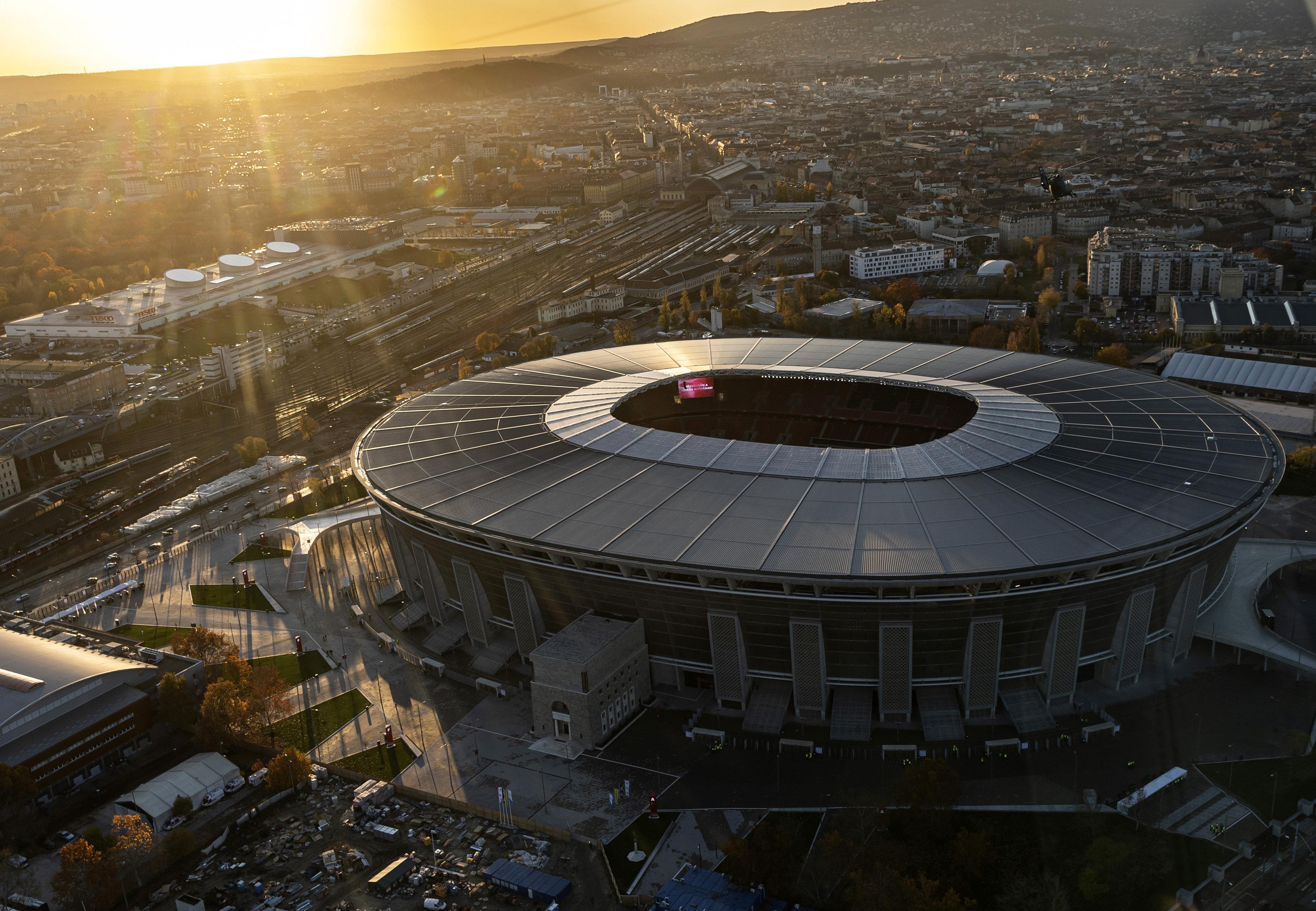 A Puskás Arénában lesz az Európai Szuperkupa döntő