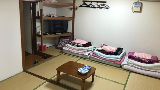 Fillérekért lehet megszállni egy japán hotelben, ha nem zavar, hogy közben közvetítenek a neten
