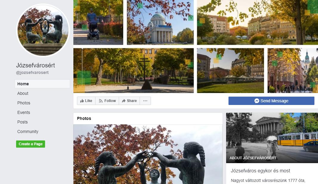 Józsefvárosban és Újpesten is lenyúlták a kerület Facebook-oldalát, feljelentés lehet a vége