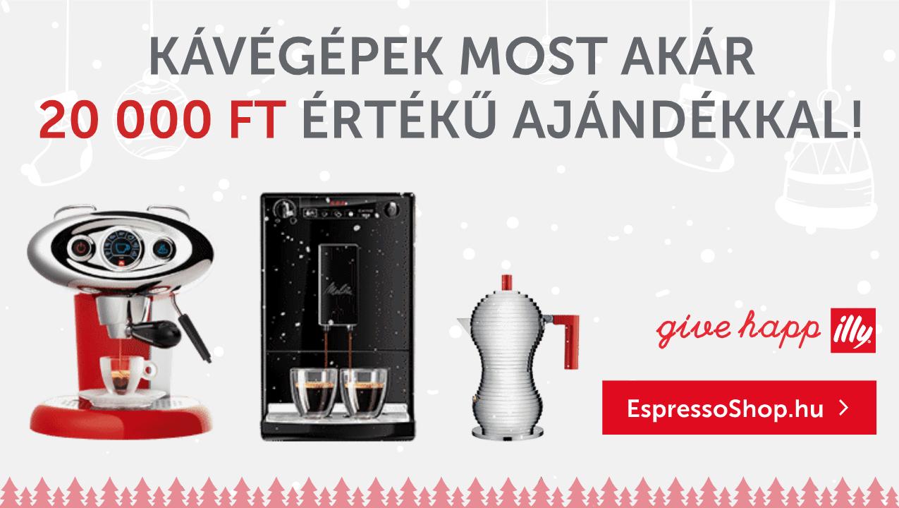 Különleges és funkcionális ajándékötletek minden kávérajongónak
