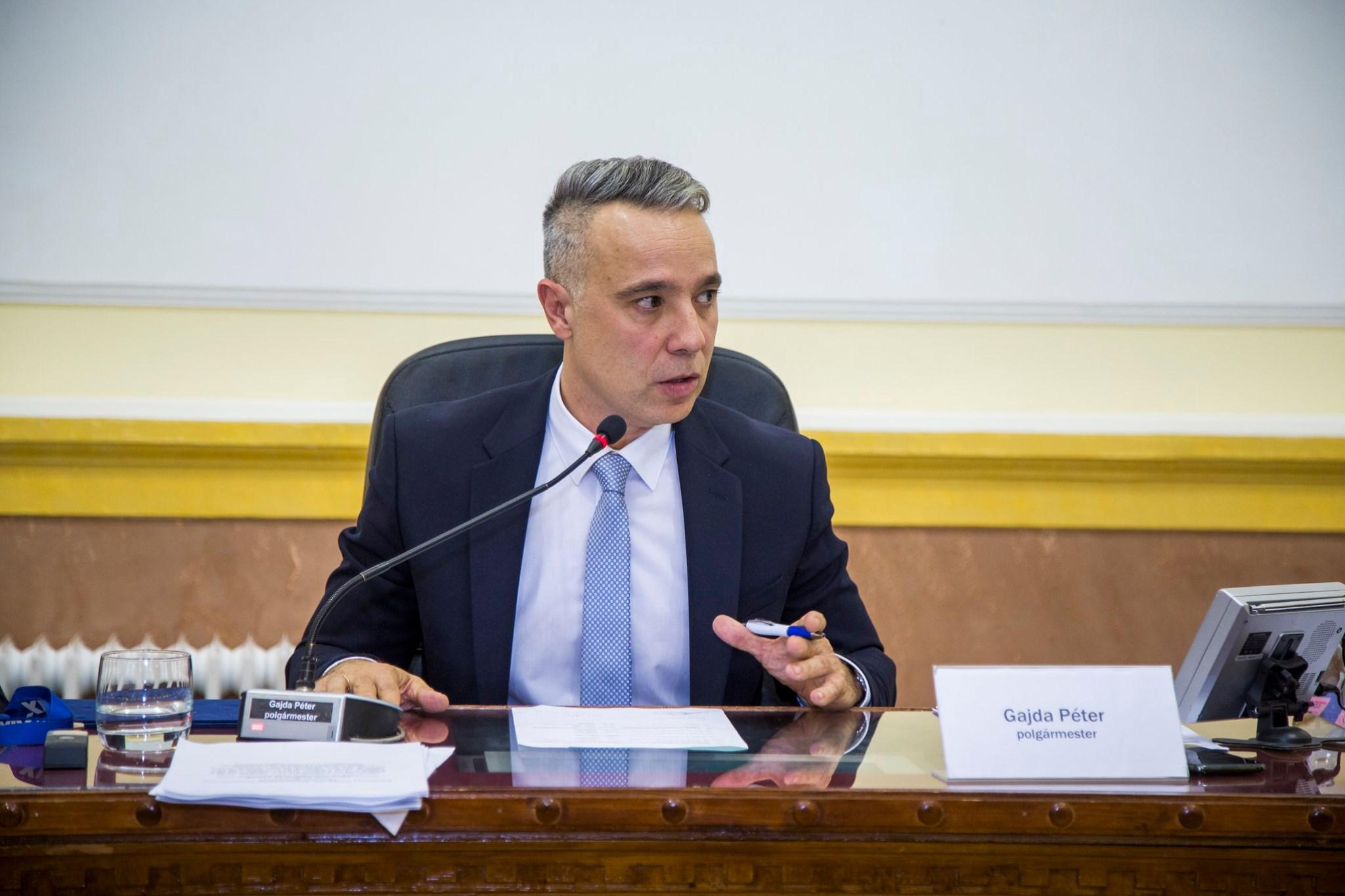 Gajda Péter lehet a főváros összeférhetetlenséget és vagyonnyilatkozatokat ellenőrző bizottságának elnöke