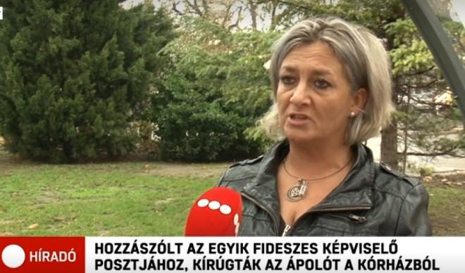 Kritikus posztot írt a fideszes képviselőről, kirúgták az ápolónőt