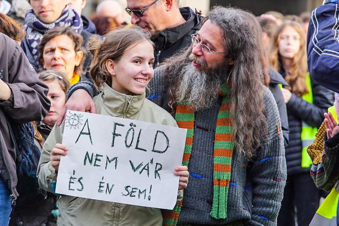Ellenzék: Magyarországon is ki kell hirdetni a klímavészhelyzetet!