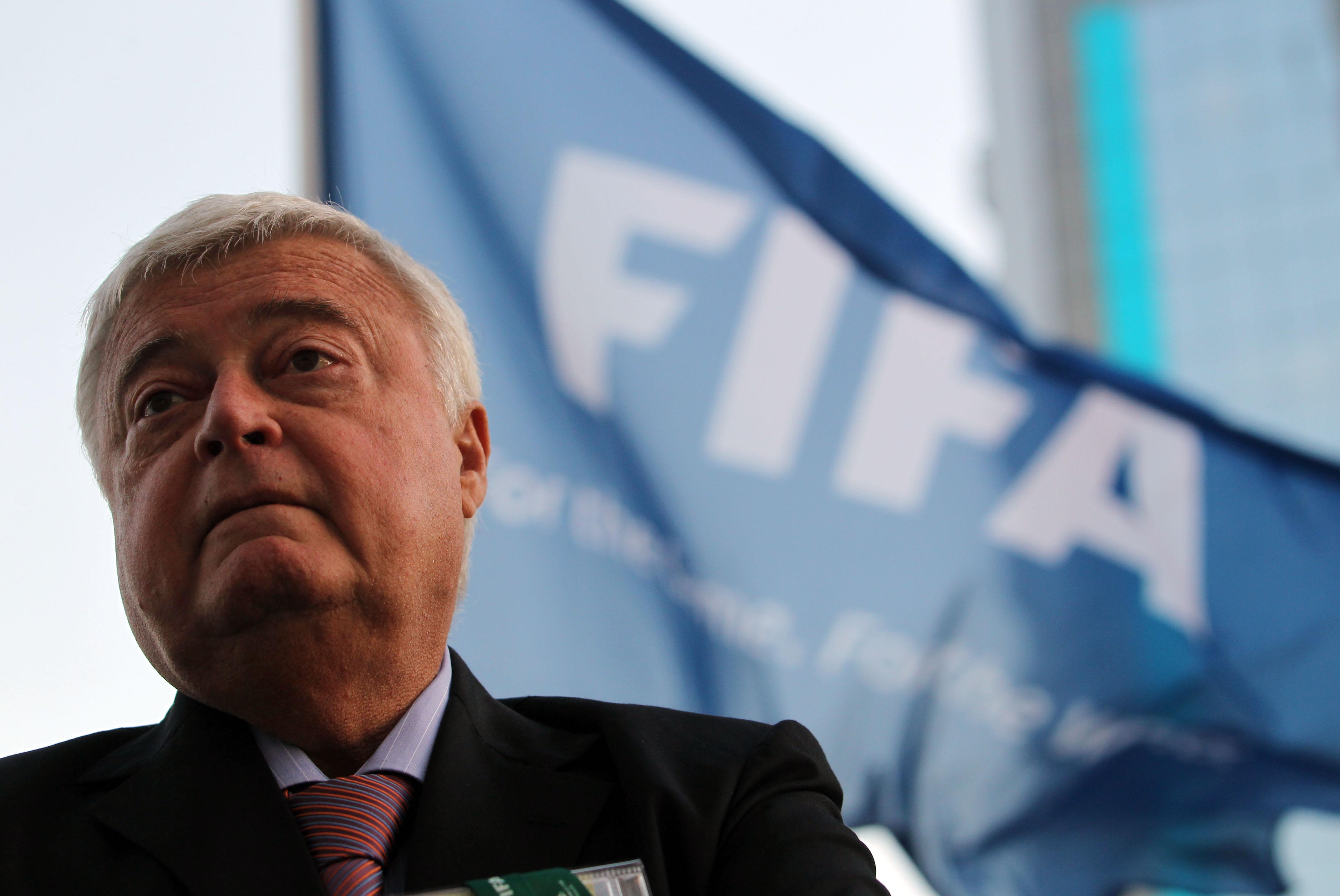 A FIFA örökre eltiltotta a 2014-es vébé főszervezőjét