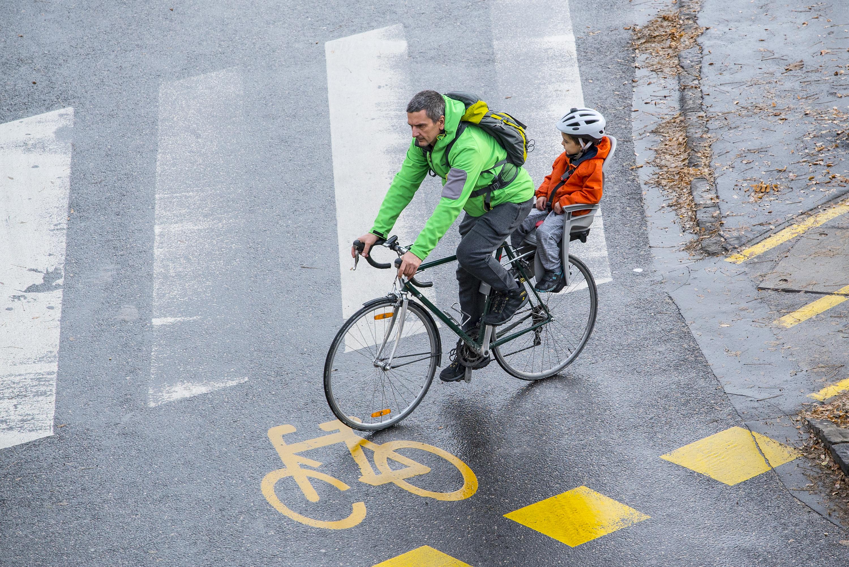 Márciusban is rekordsokan bicikliztek Budapesten