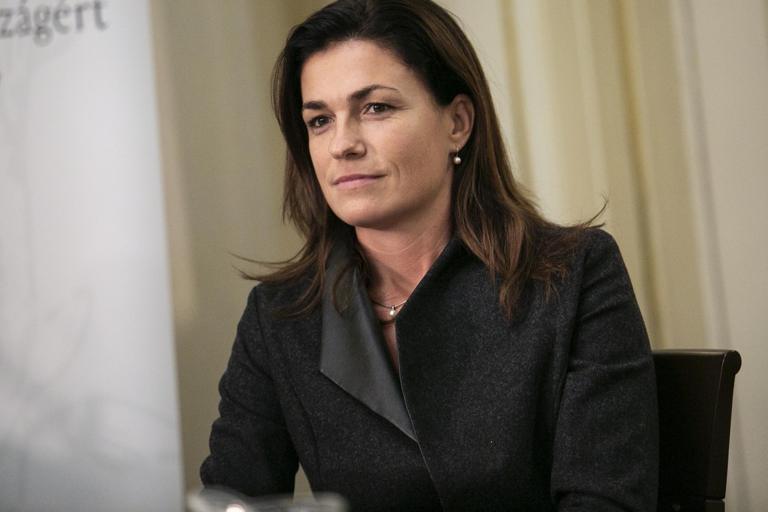 Varga Judit: Diszkriminálták Magyarországot a kvótaperben