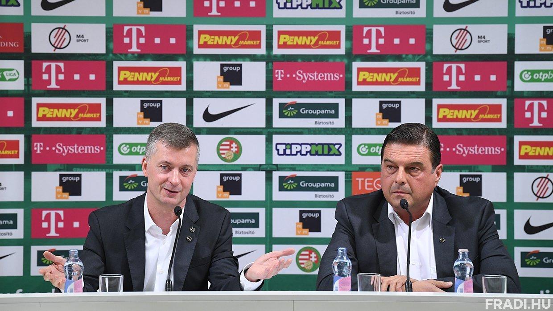 A Fradinál azt mondják, hogy magyar játékosokkal nem tudnának nemzetközi eredményeket produkálni