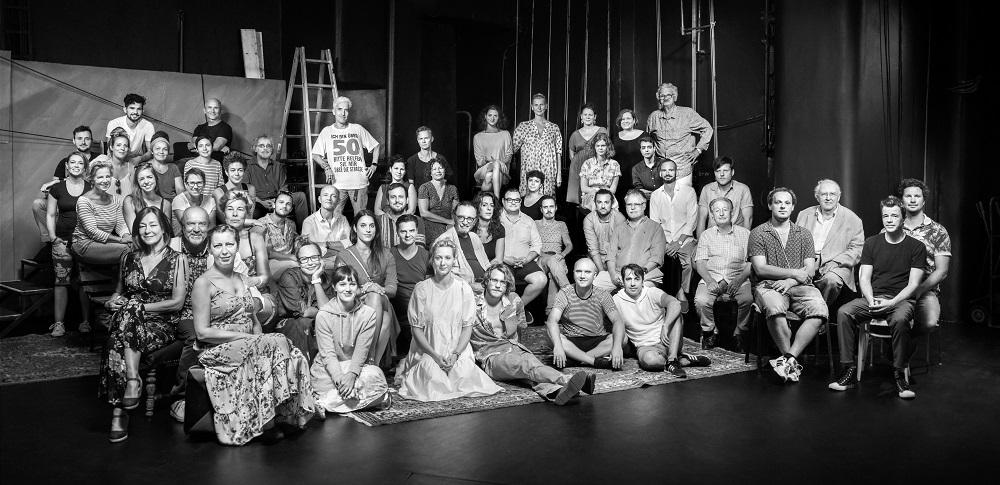 Tüntetést szervez hétfő estére a színházakért és a kultúra függetlenségéért a Katona József Színház