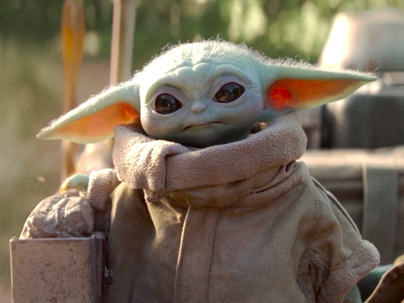 Na most legyen elég: késhetnek a Baby Yoda játékok a koronavírus miatt