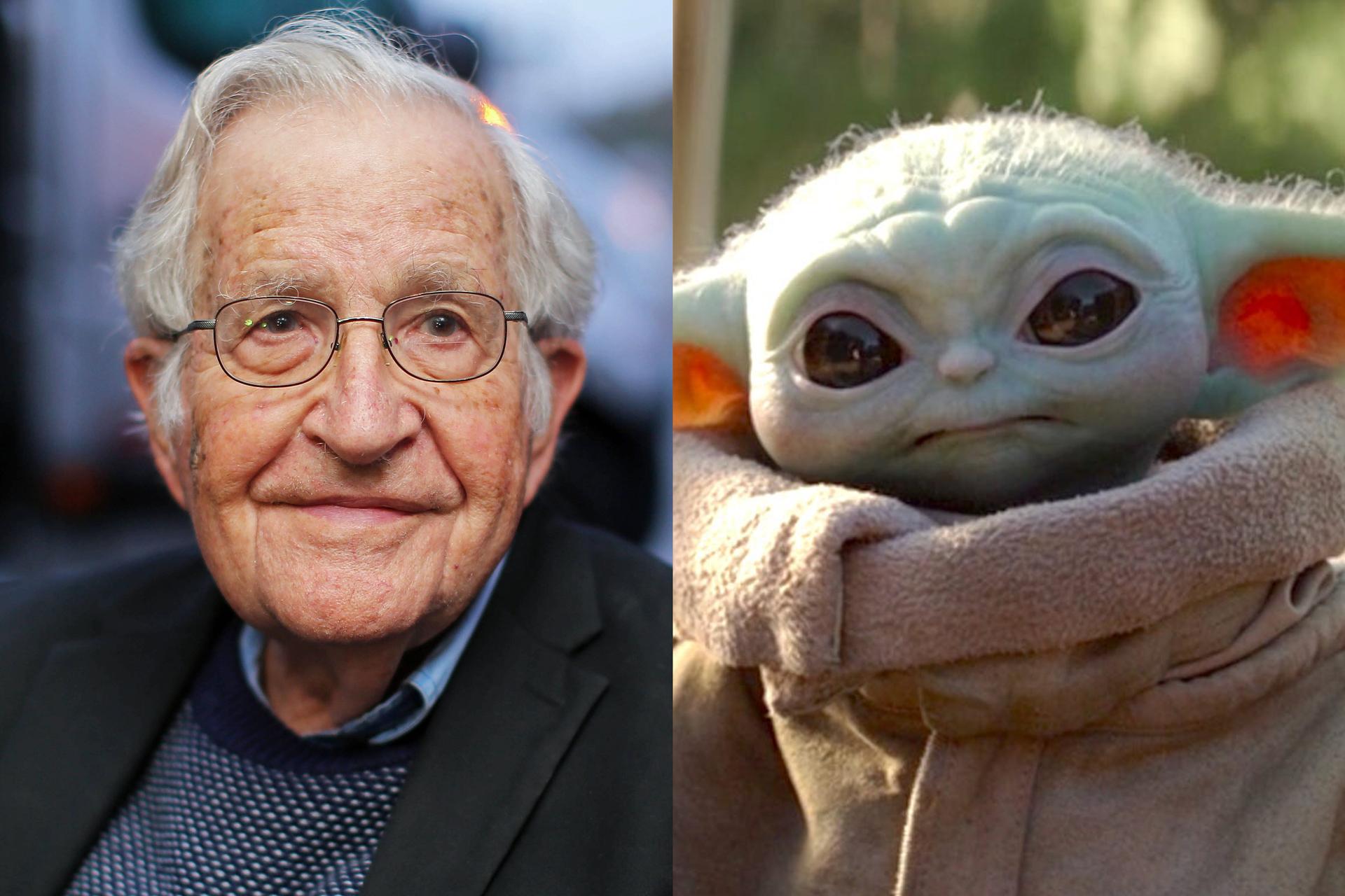 A világ legokosabb nyelvésze, mégse tudta, ki az a Baby Yoda