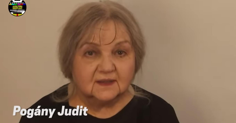Pogány Judit: Nem gondoltam, hogy 30 év demokrácia után úgy fogom érezni magam, mint a 60-as, 70-es, 80-as években