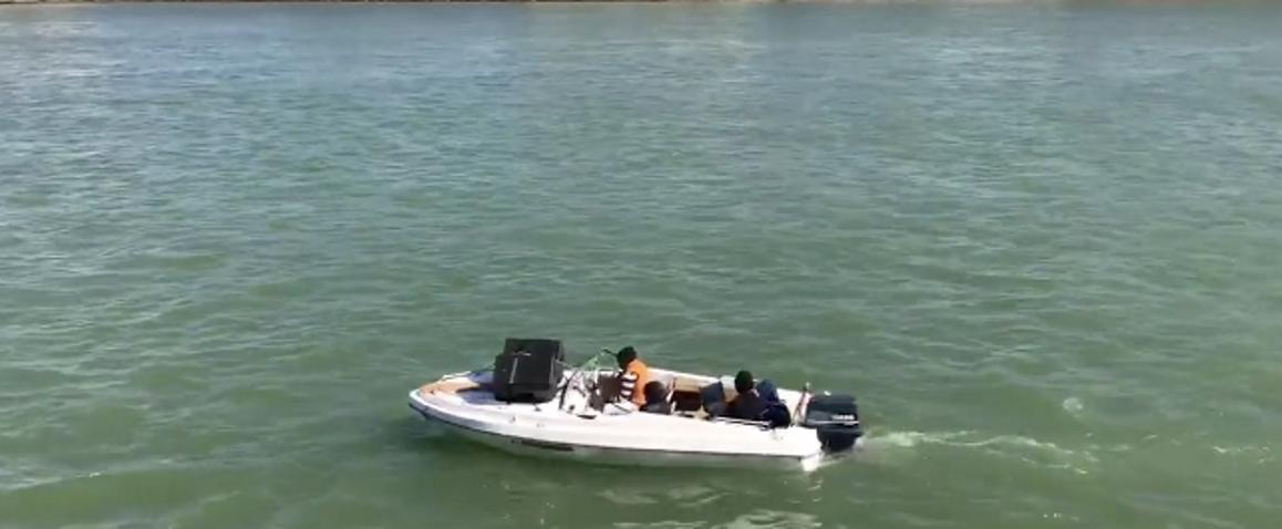 Meggyanúsított valakit a rendőrség a letakart lajstromszámú csónak ügyében