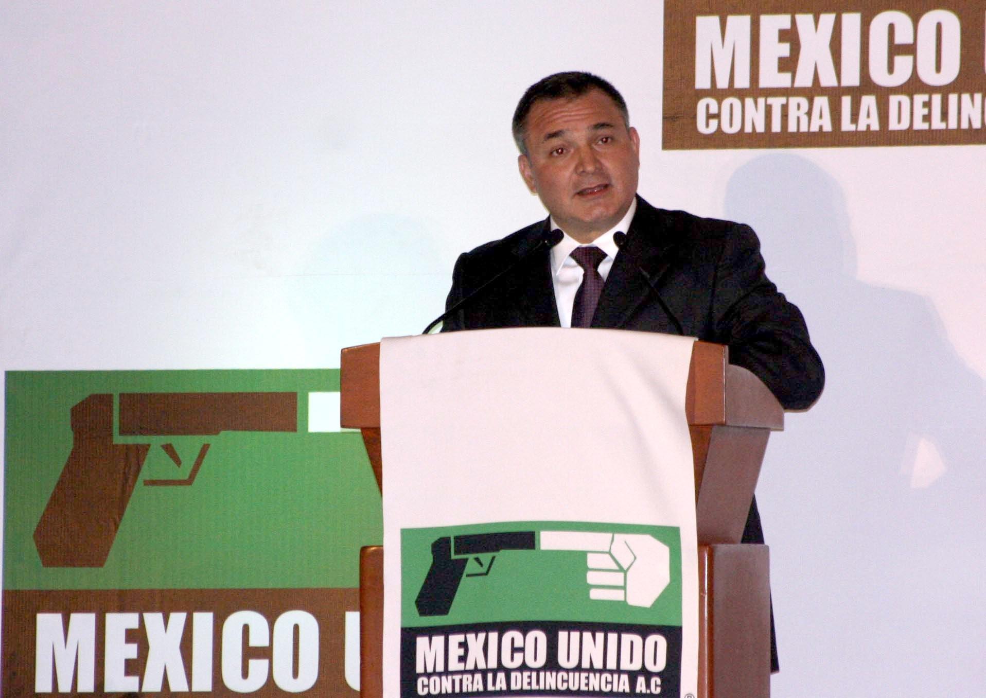 Őrizetbe vették a drogellenes háború vezetőjét, mert kenőpénzt kapott a legnagyobb mexikói drogkartelltől