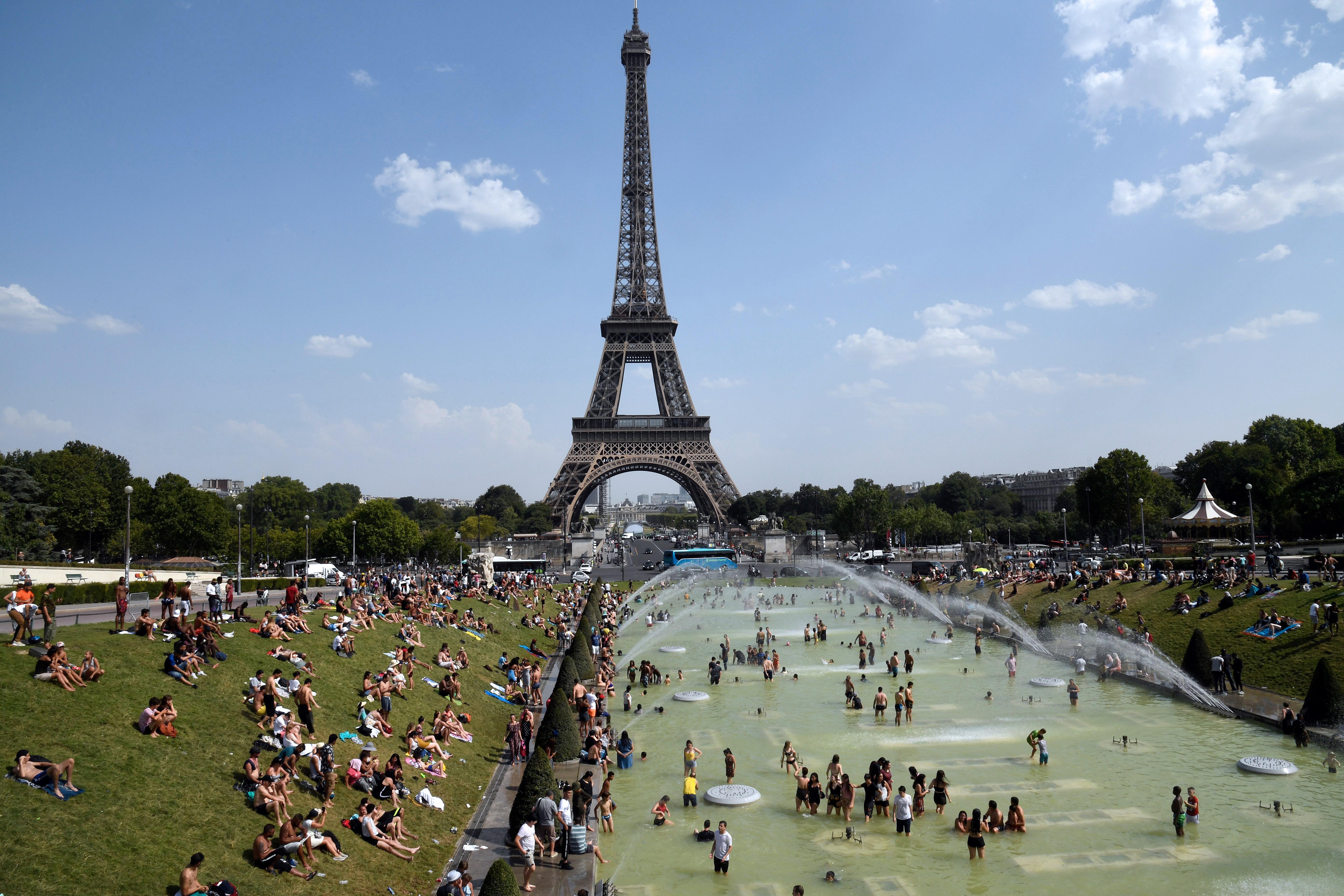 2019 volt Európa eddigi legmelegebb éve