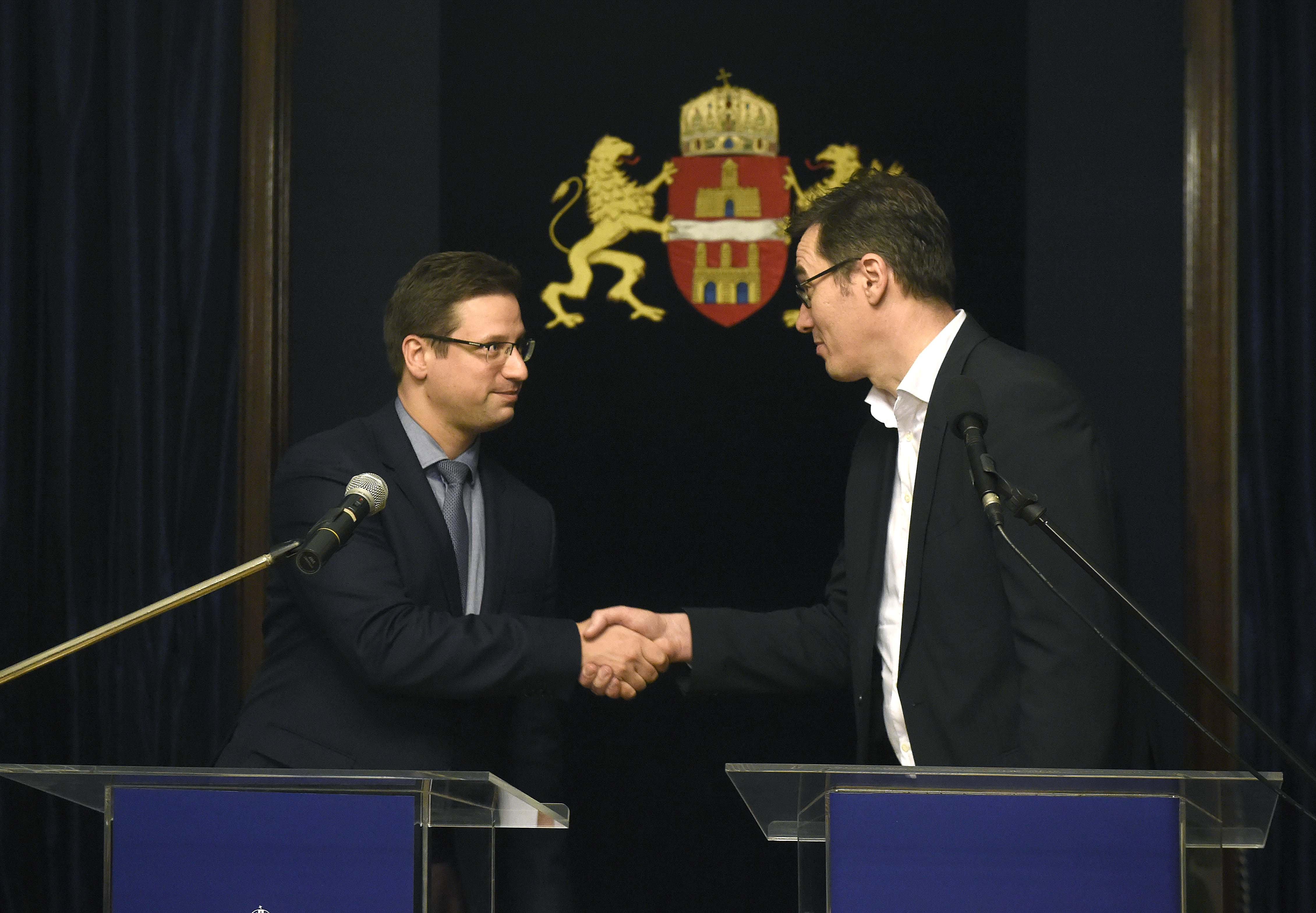 A kormány minden uniós fejlesztési forrást elvonna Budapesttől