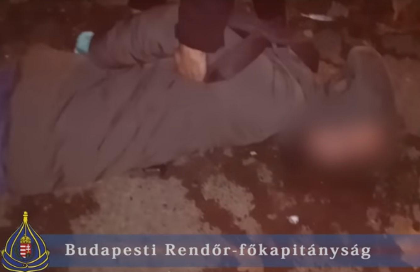 Felfegyerezve, maszkban raboltak ki embereket budapesti tinik