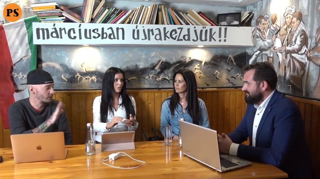 """Az Országgyűlés fizeti Palányi Nórát, aki szerint Kocsis-Cake Olivio """"nem magyar, full színes bőrű, látszik, hogy etnikumilag nem tartozik ide"""""""