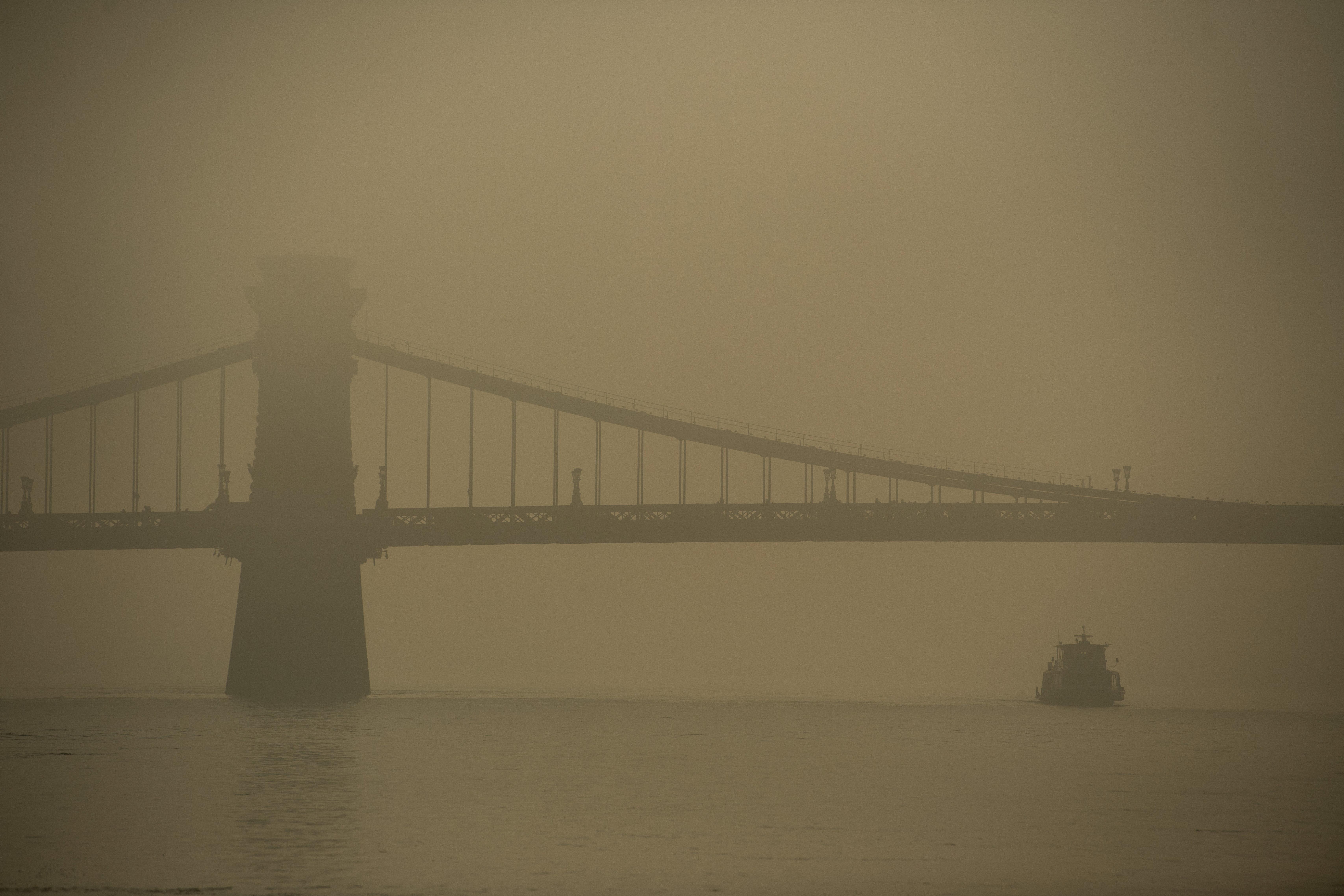 A magyarországi koronavírusos halálesetek negyede a légszennyezettségre vezethető vissza