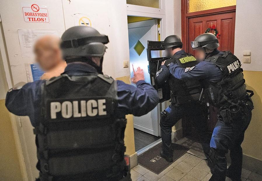 Németországban robbantott fel bankautomatákat a magyar bűnbanda