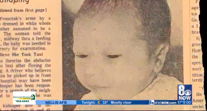 55 év után találták meg a pár napos korában elrabolt férfit