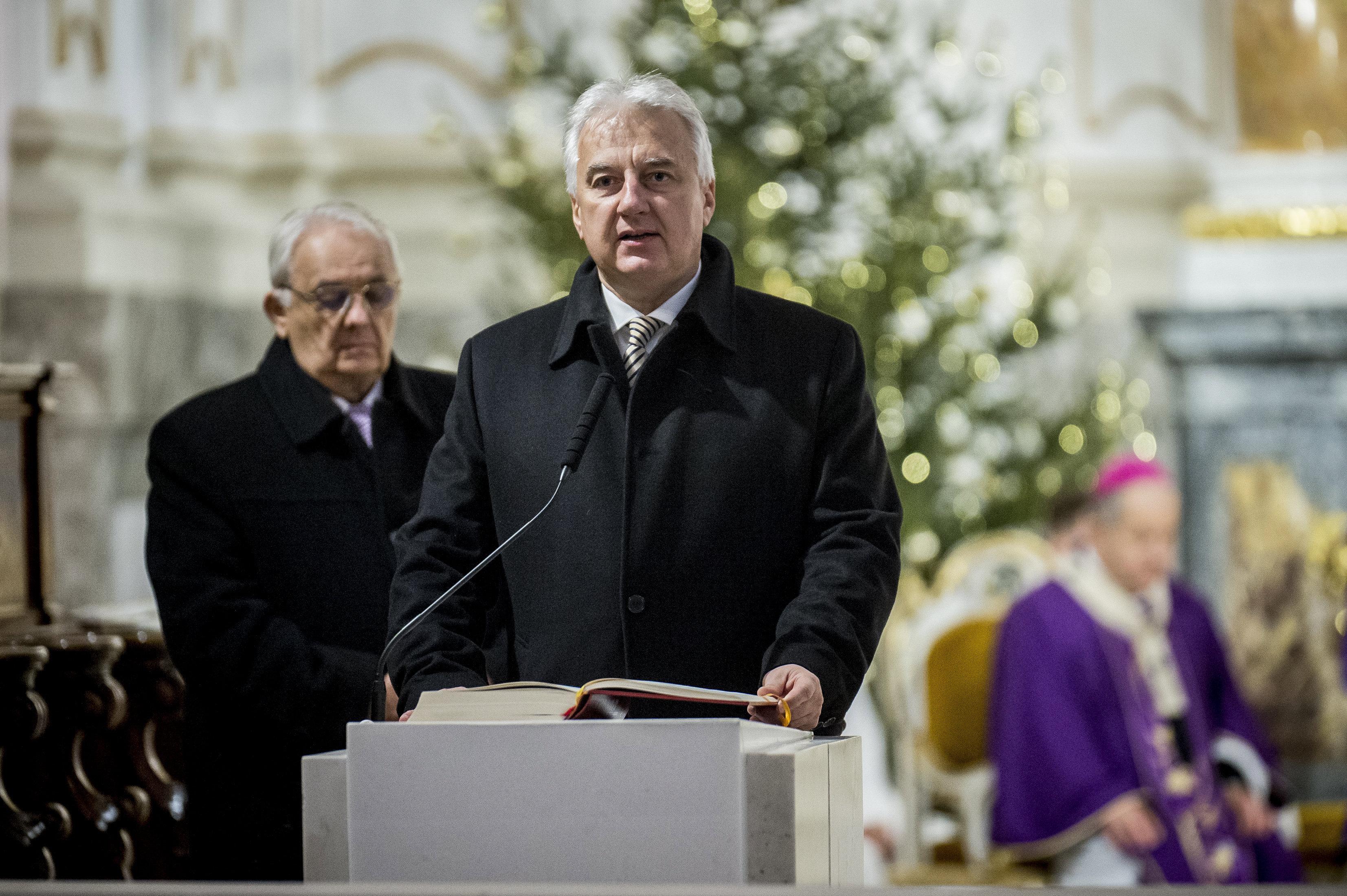 Semjén: A KDNP az egyetlen kereszténydemokrata párt a magyar politikai palettán