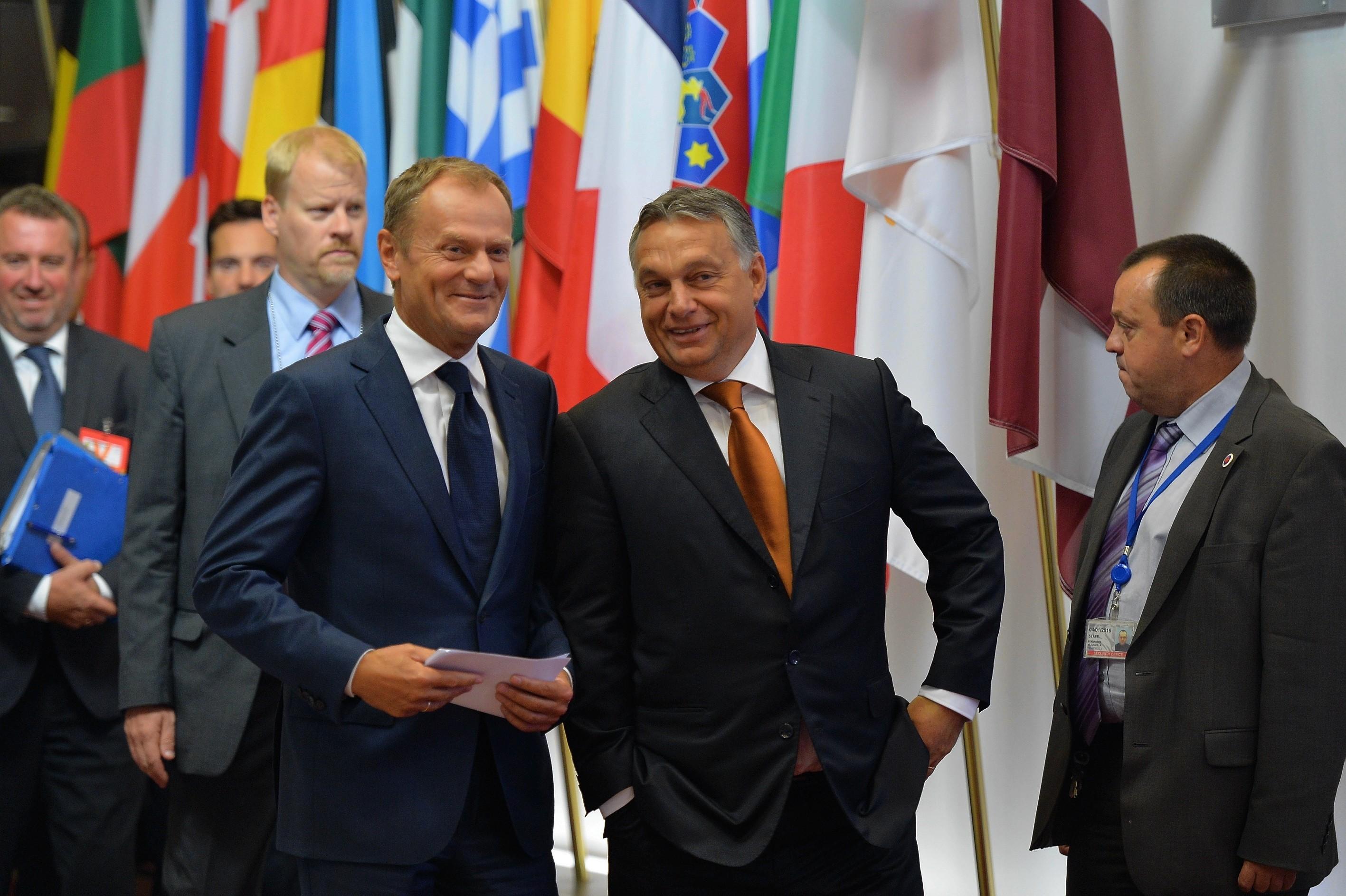 Nem szavaz a Fidesz kizárásáról az Európai Néppárt