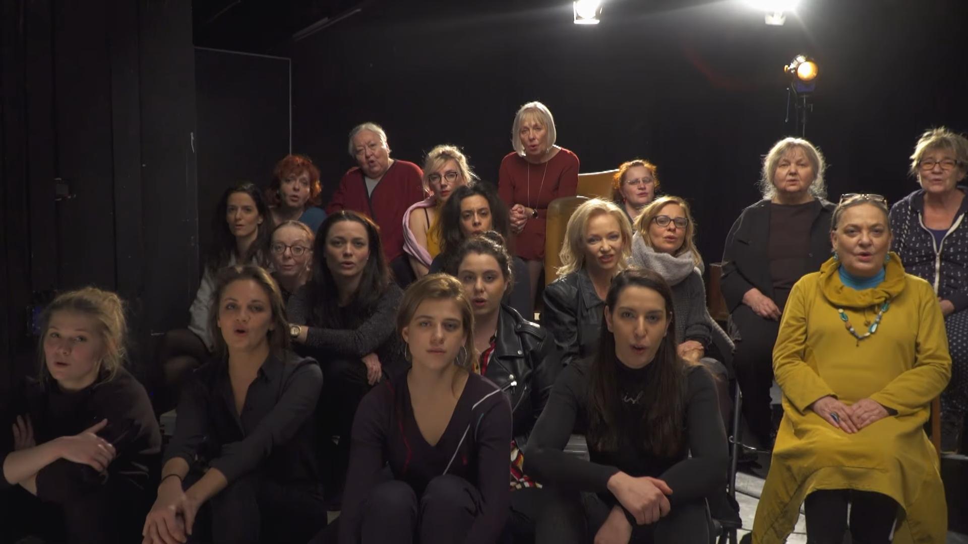 """""""Azért állnak ki ezek a színésznők, hogy ne legyen ronda a világ, hagyjuk egymást élni"""""""