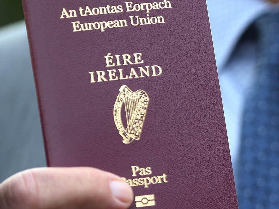 Idén már egymillióan igényeltek ír útlevelet
