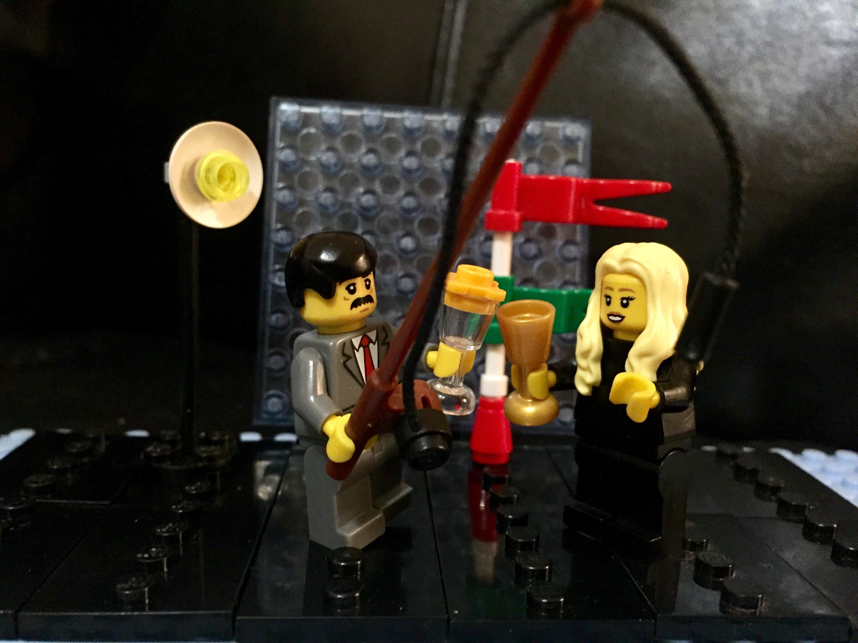 Mikor, ha nem most építenéd meg Magyarországot LEGO-ból