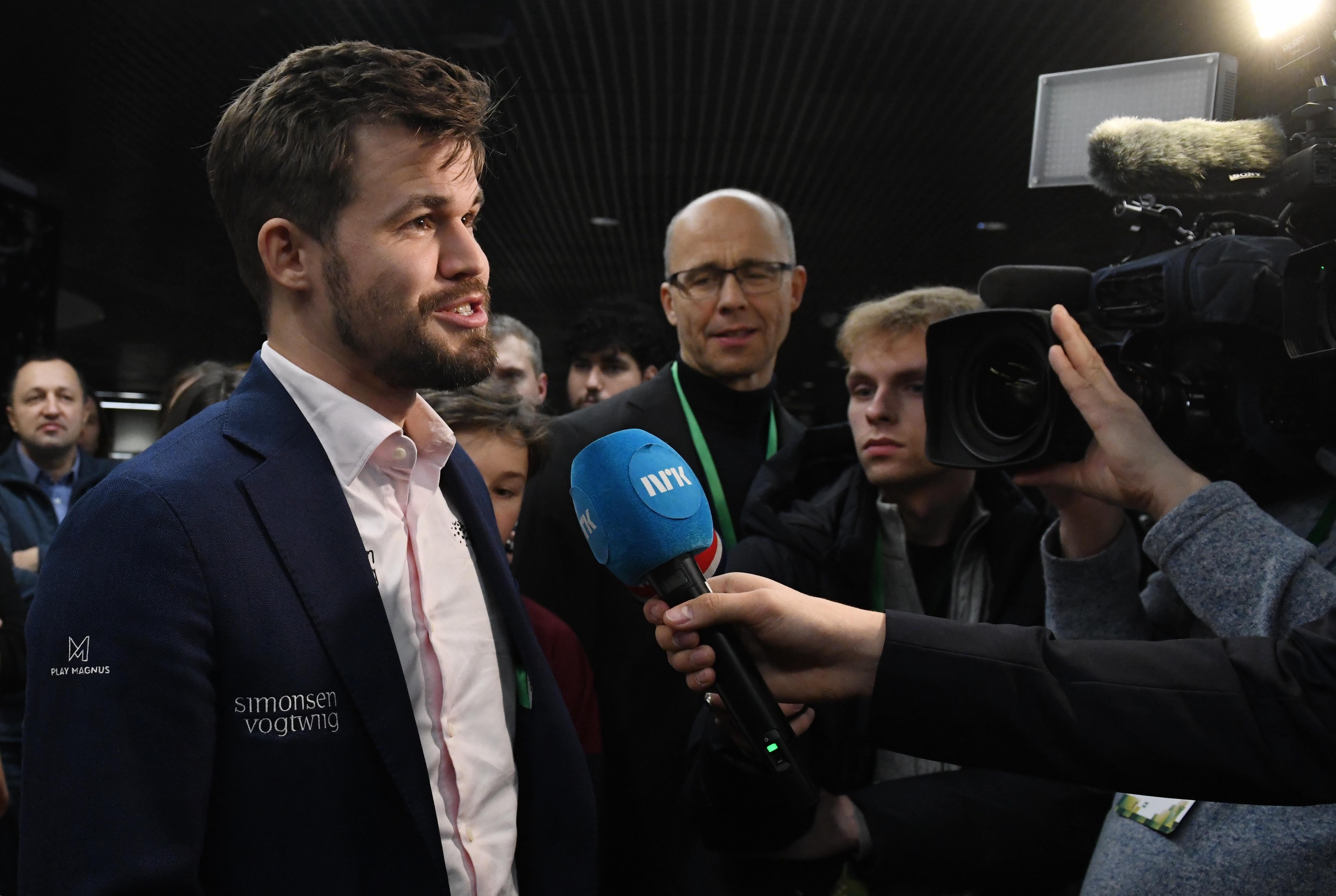 Magnus Carlsen ma megdöntheti a veretlenségi sakkvilágrekordot