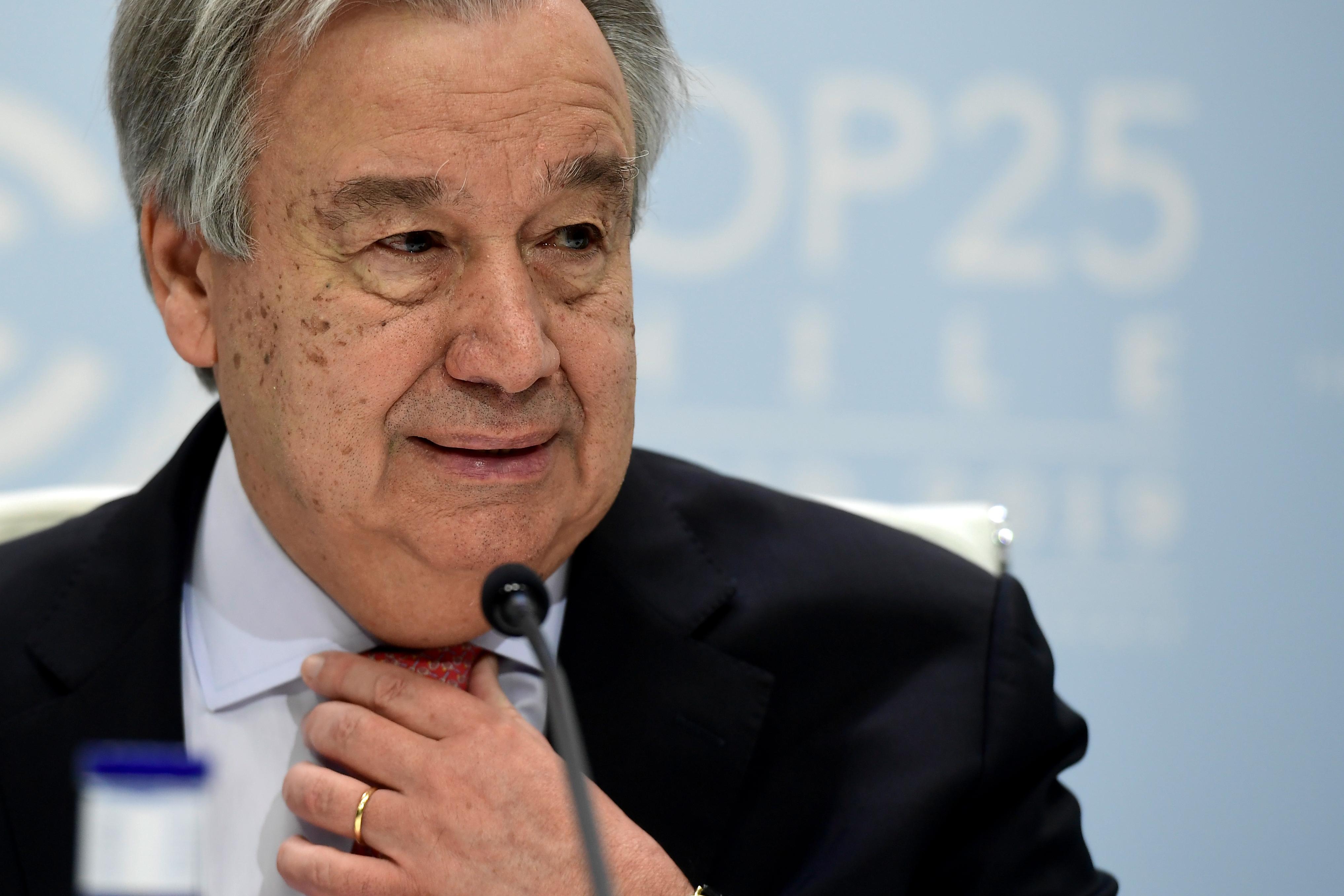 ENSZ-főtitkár: A gazdag országok cserbenhagyták a fejlődő világot a járvány kezelésében