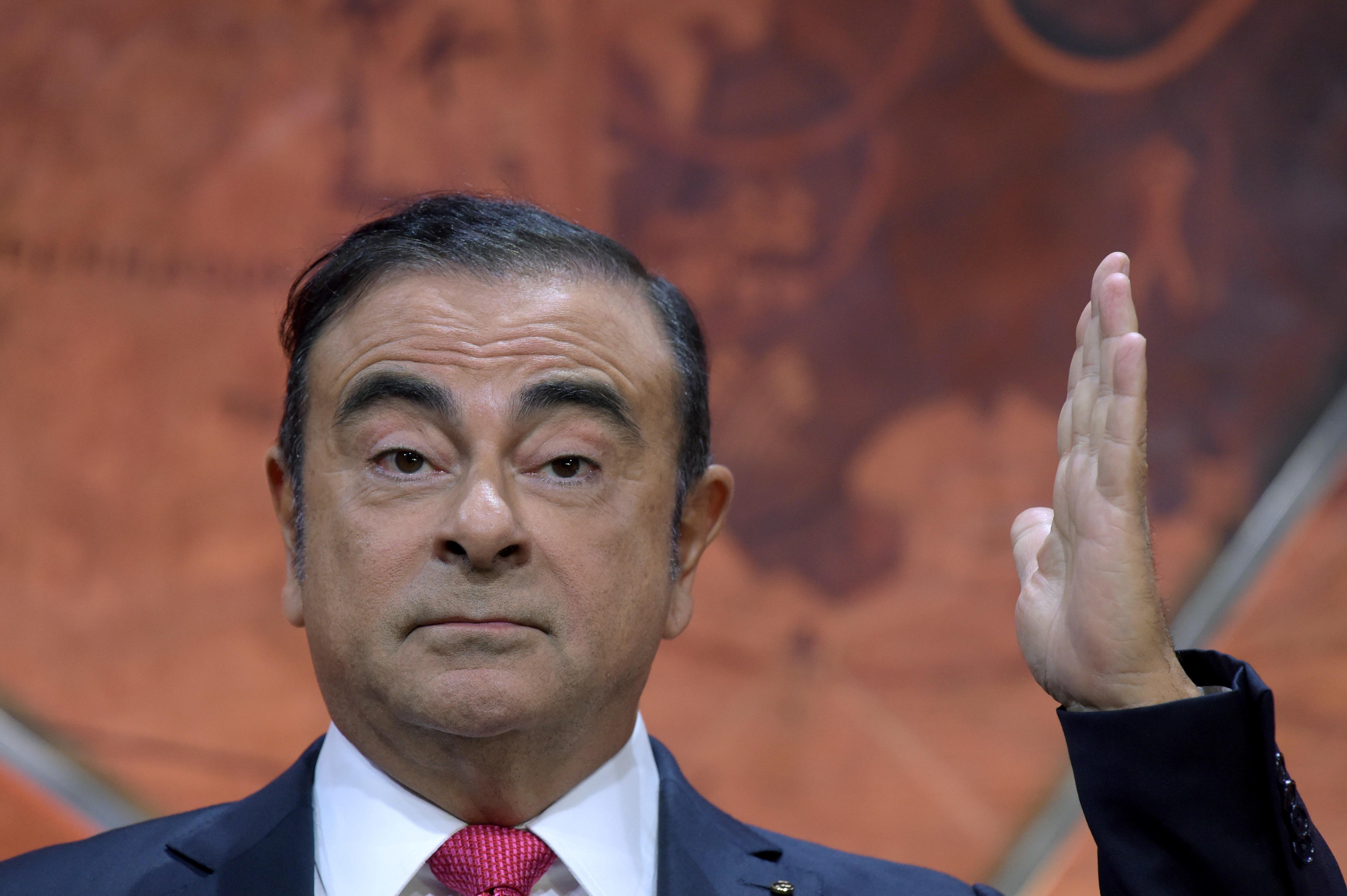 Libanonba menekült a japán igazságszolgáltatás elől a Nissan volt főnöke