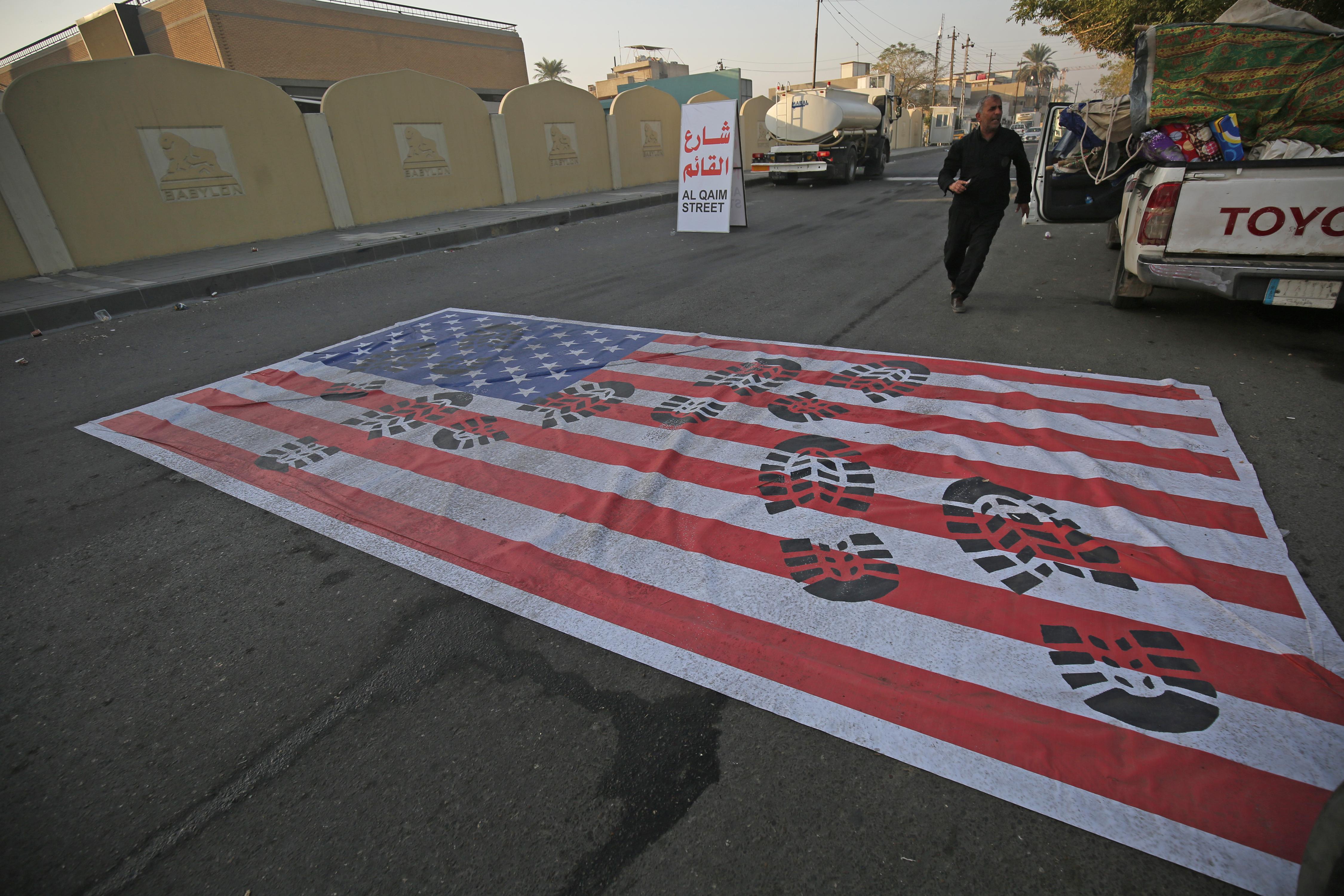 Az iraki parlament az amerikai katonák hazaküldéséről szavazott