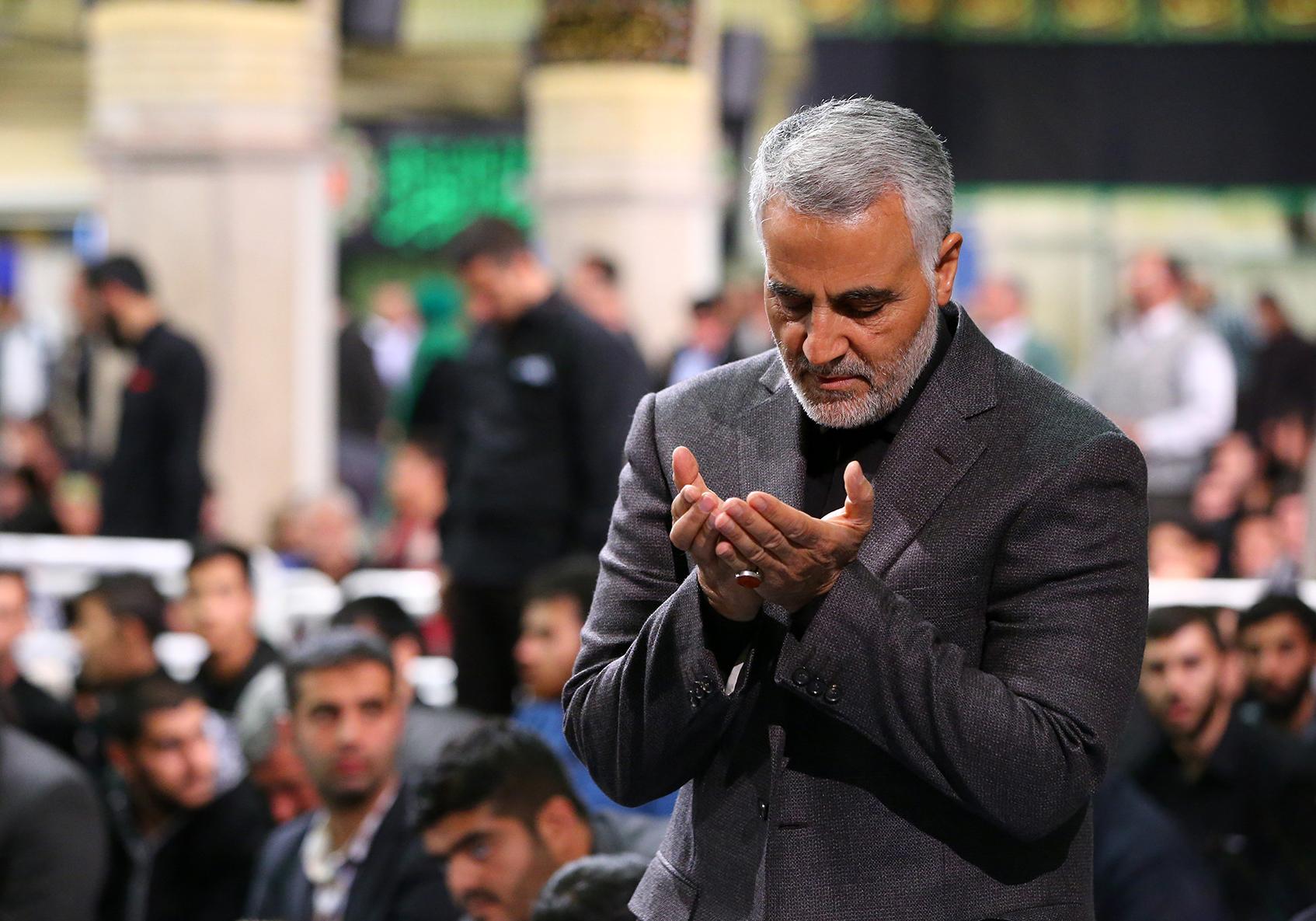 Iránt Szulejmani tette nagypályás játékossá
