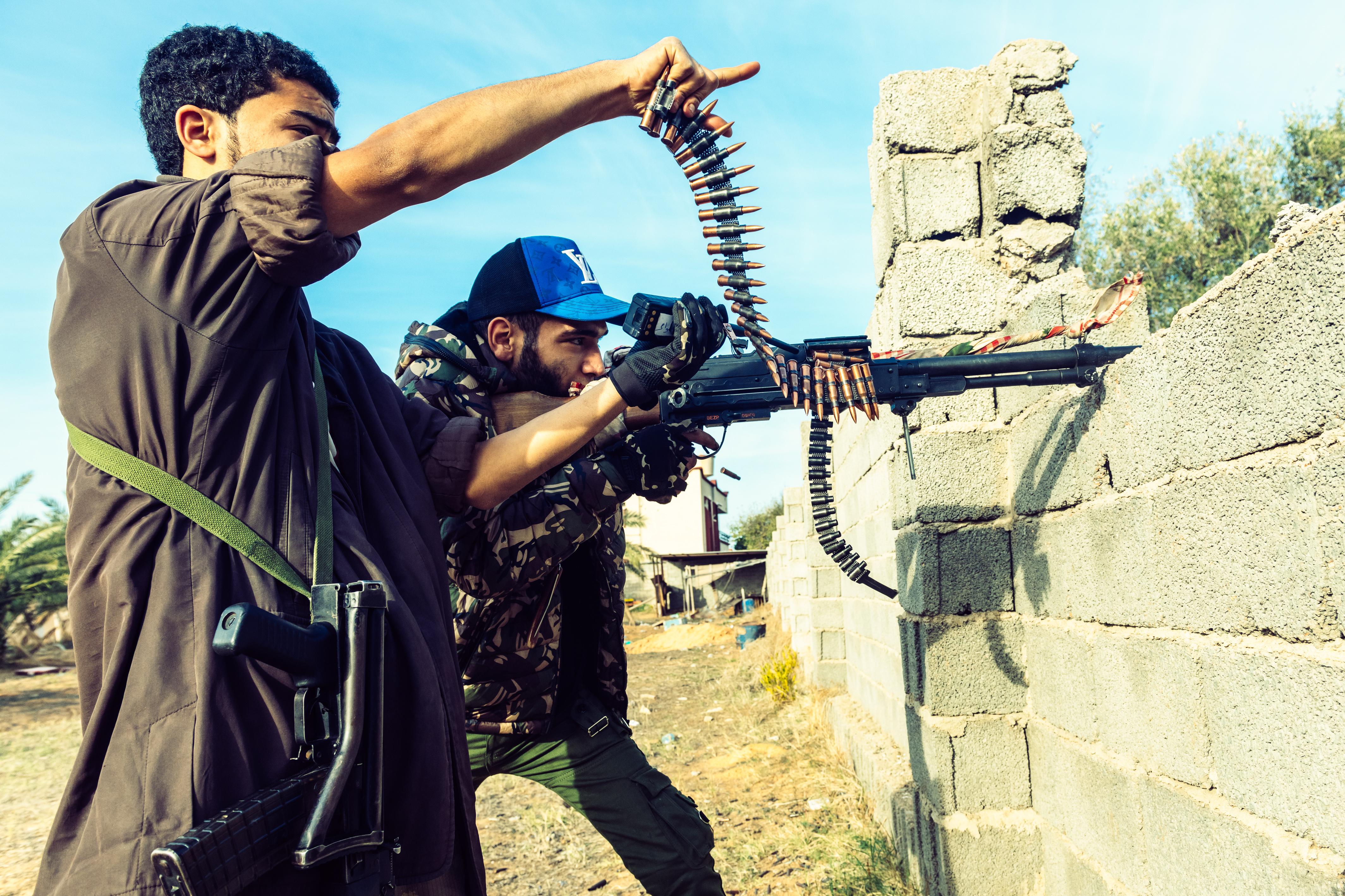 USA: Oroszország harci repülőket küldött Líbiába orosz zsoldosok segítségére