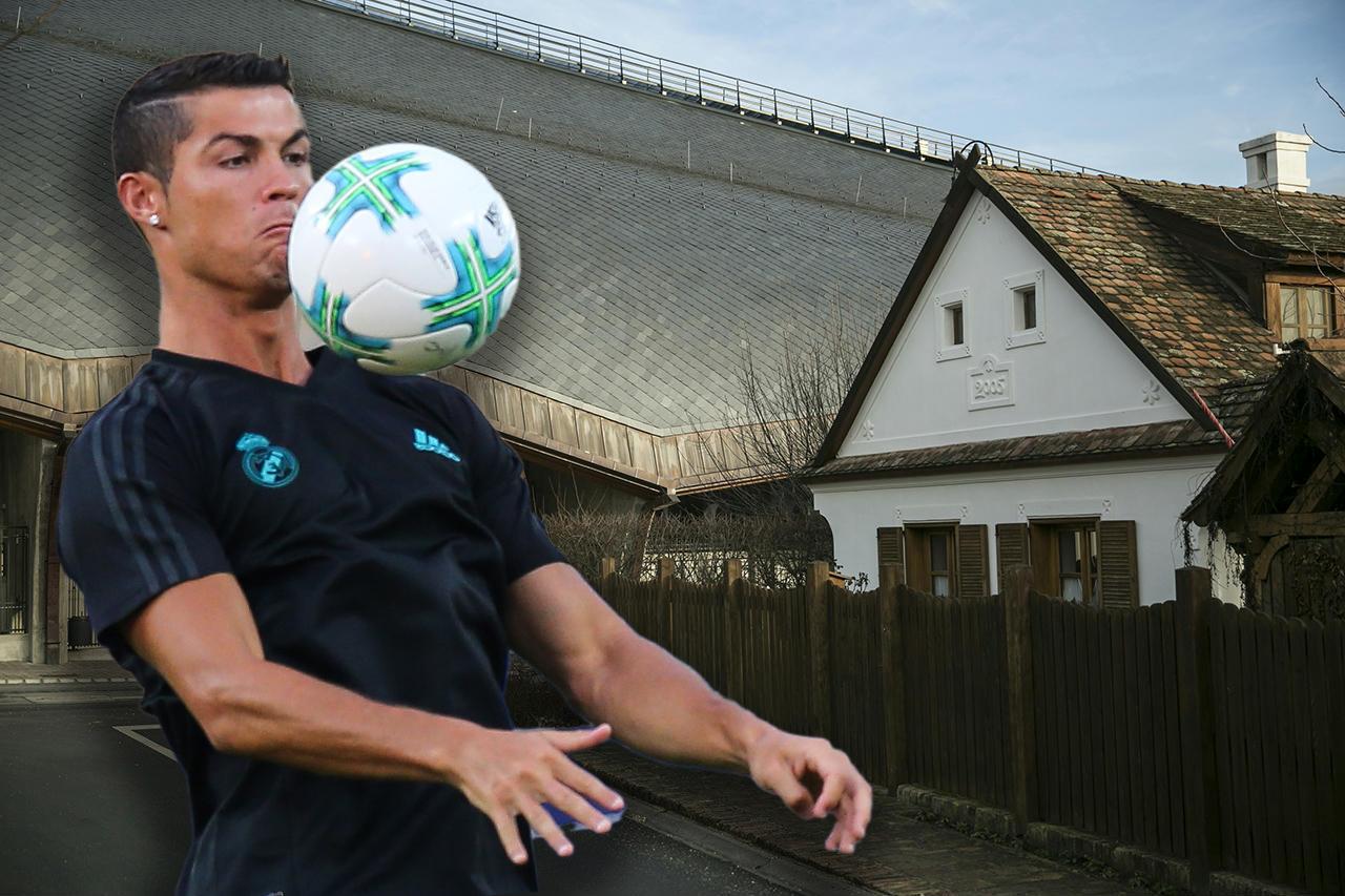 Felcsúton lehet a portugál válogatott bázisa az Európa-bajnokságon