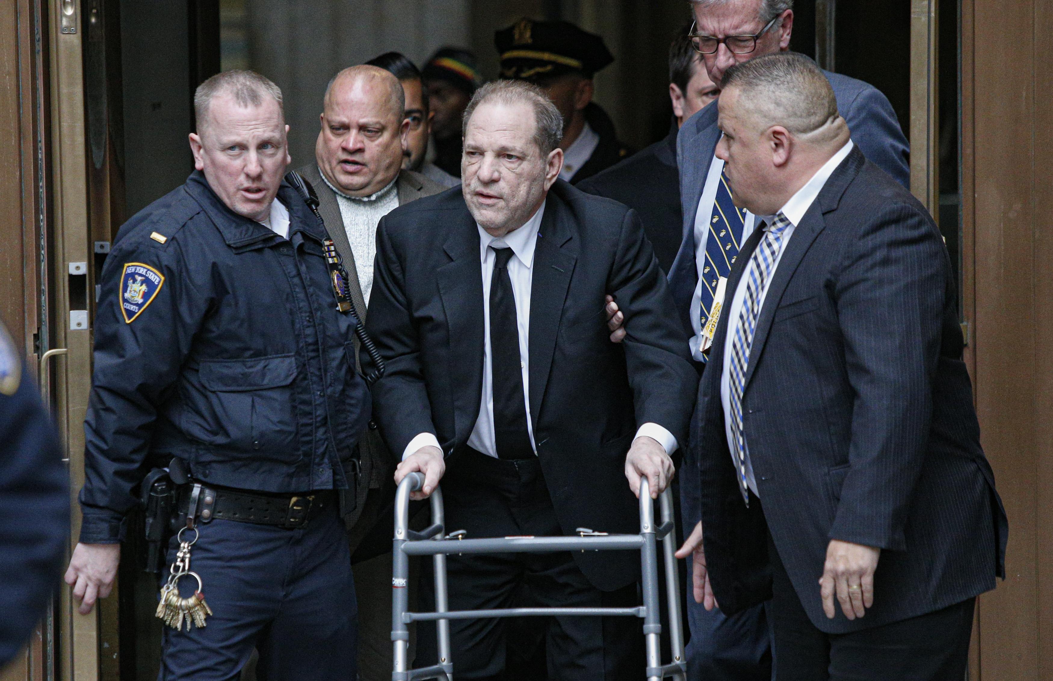 Weinstein vádlói szavazhatják meg az ügyét lezáró többmillió dolláros megállapodást