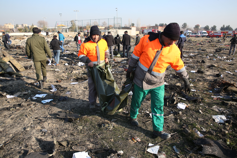 Irán nem adja át a lezuhant gép fekete dobozát a Boeingnek