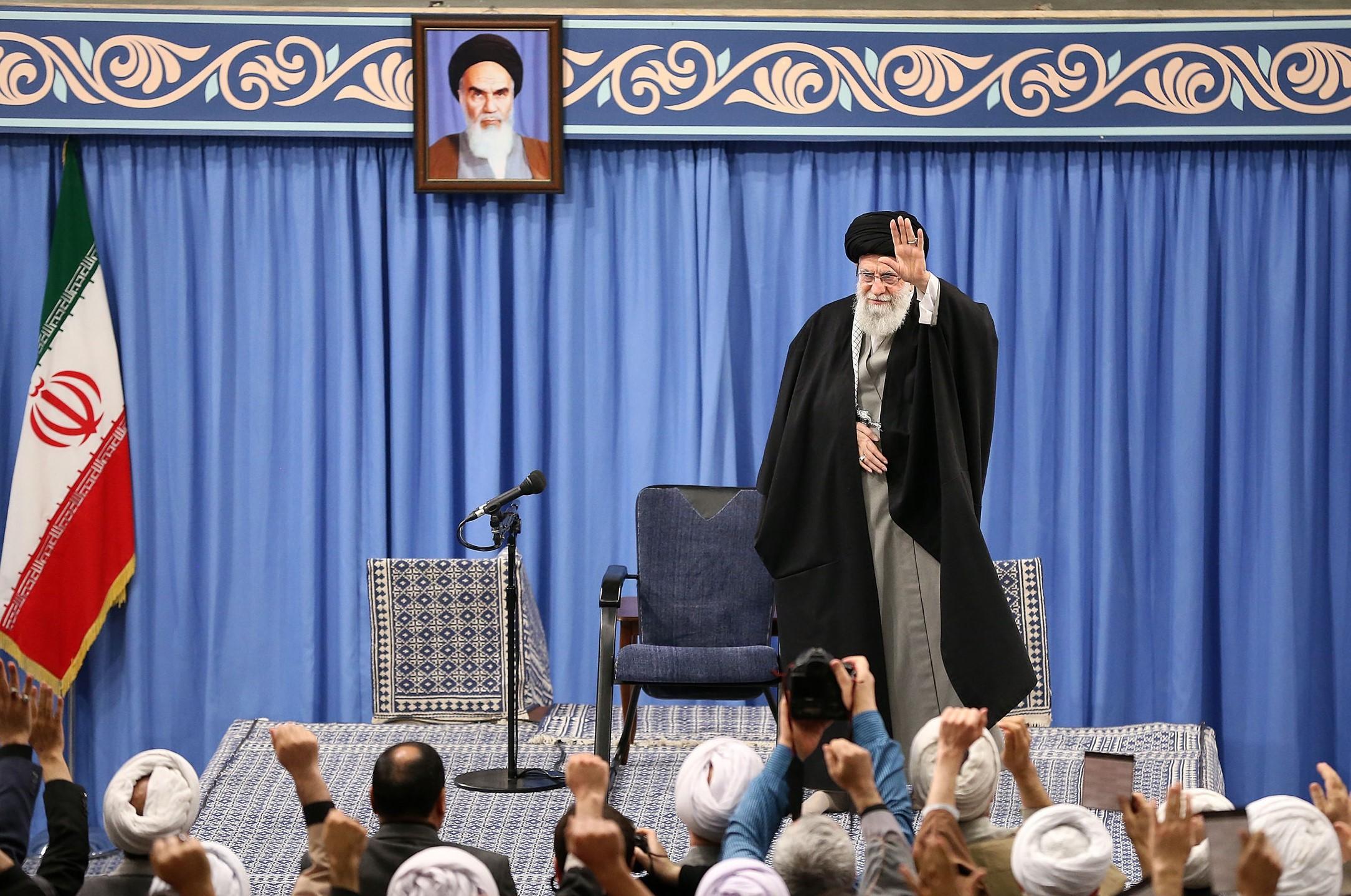 Khamenei szerint most aztán jól arcon csapták az Egyesült Államokat