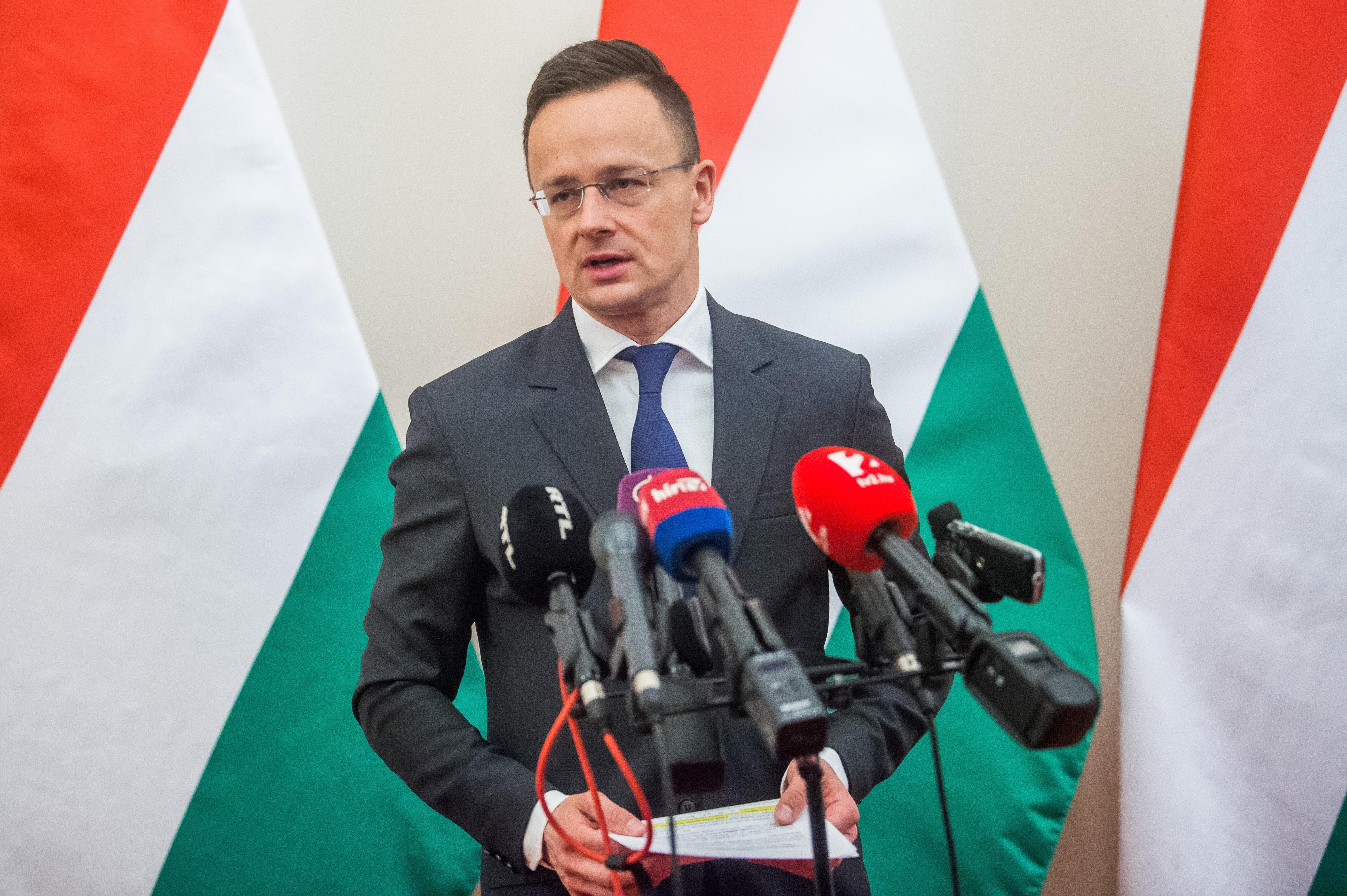 Az ukrán miniszter nem tartja megvalósíthatónak Szijjártó ötleteit a magyar nyelvű oktatásról