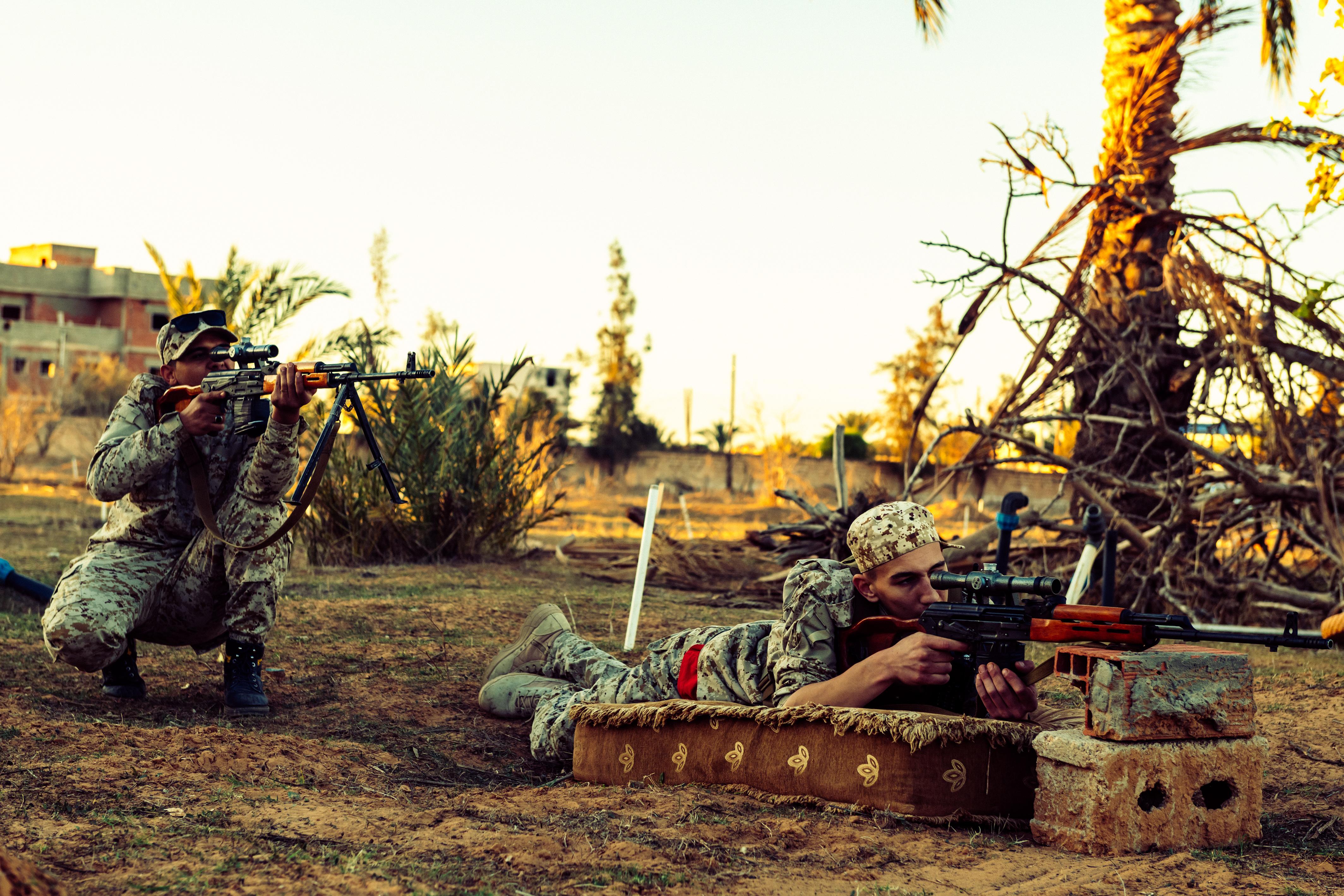 Miközben mindenki Iránra figyel, hatalmasat húztak a líbiai lázadók