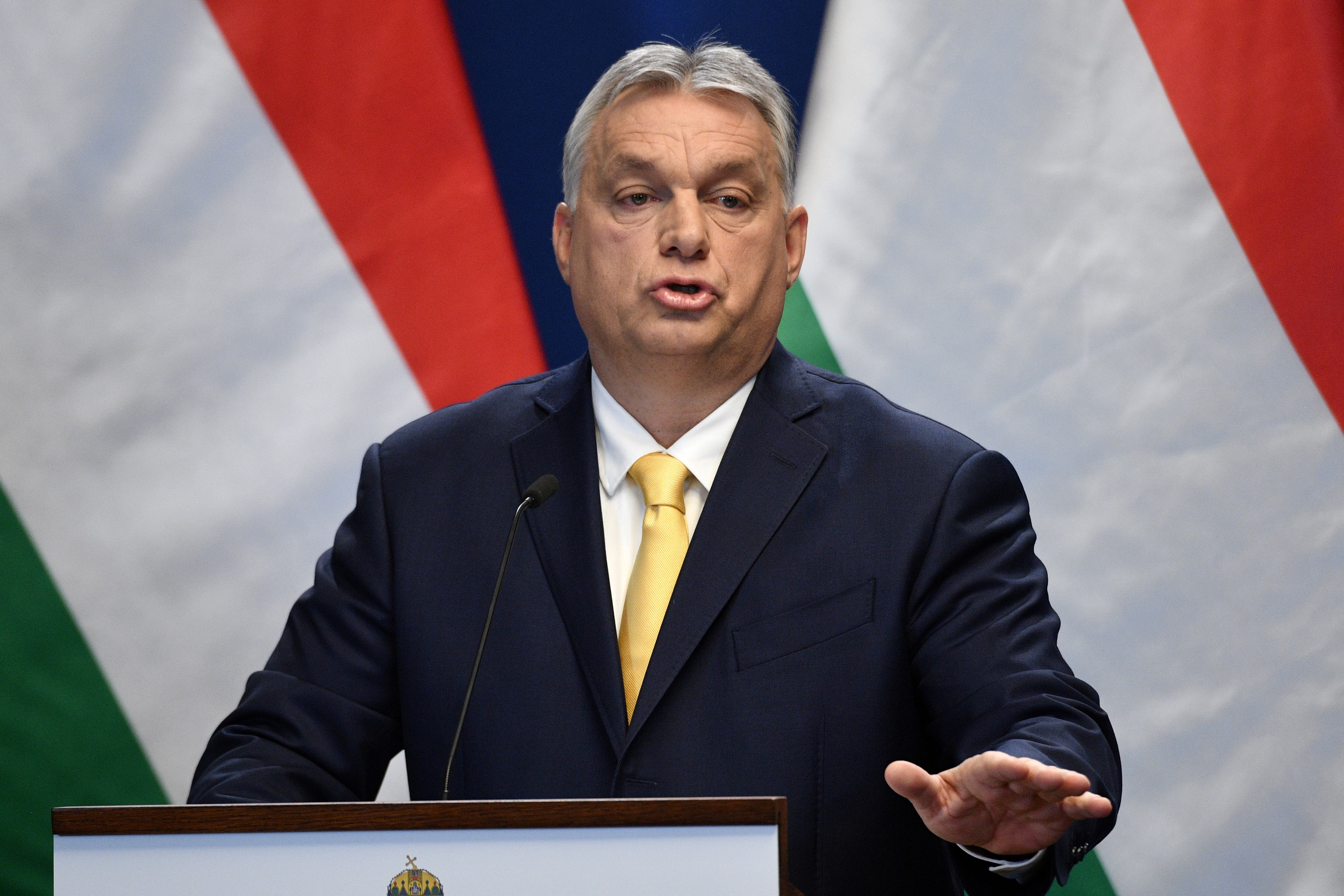 Orbán Viktor este bejelentést tesz a koronahelyzettel kapcsolatban