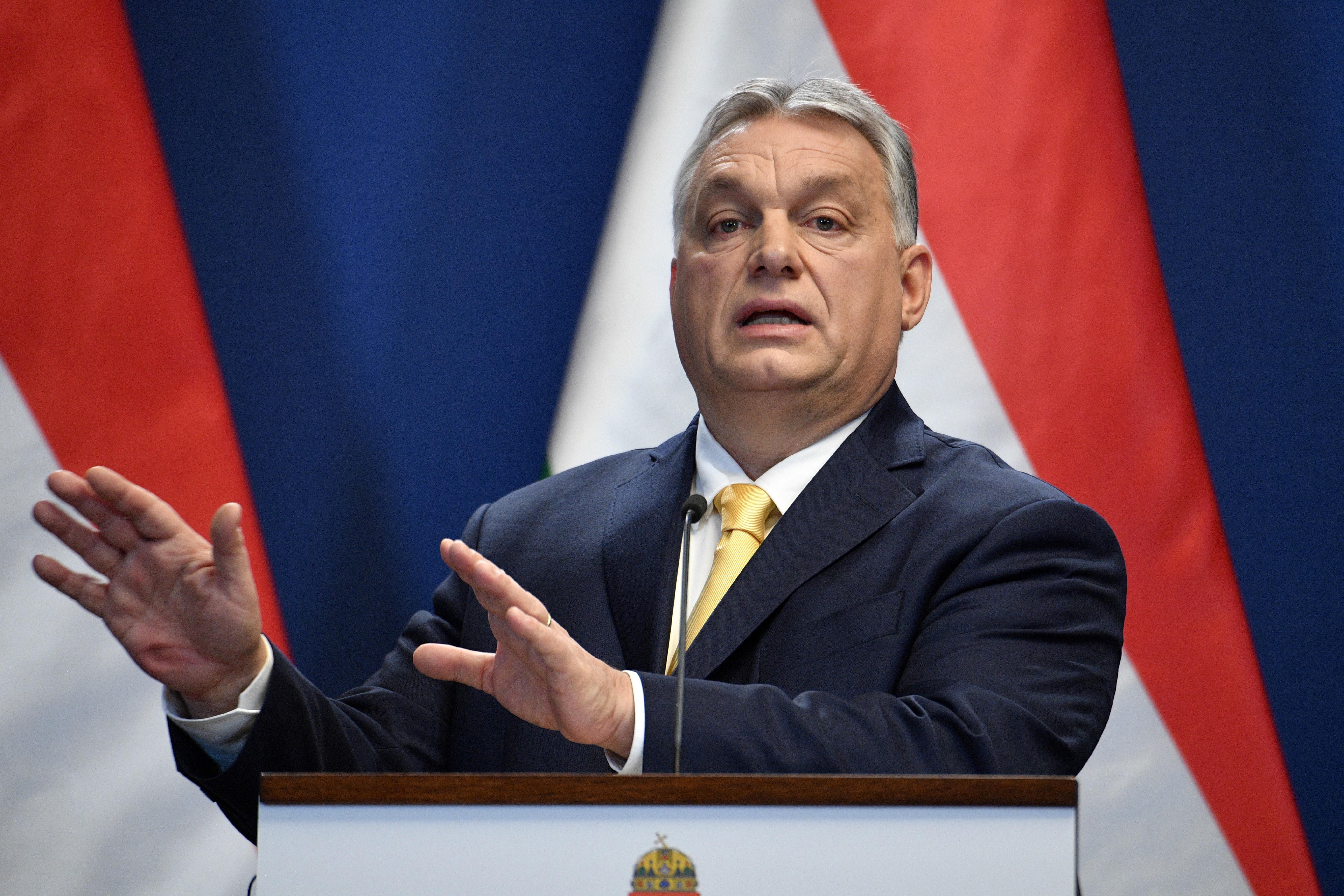 Orbán: Nyolcszor öltek meg, nyolcszor támadtam fel