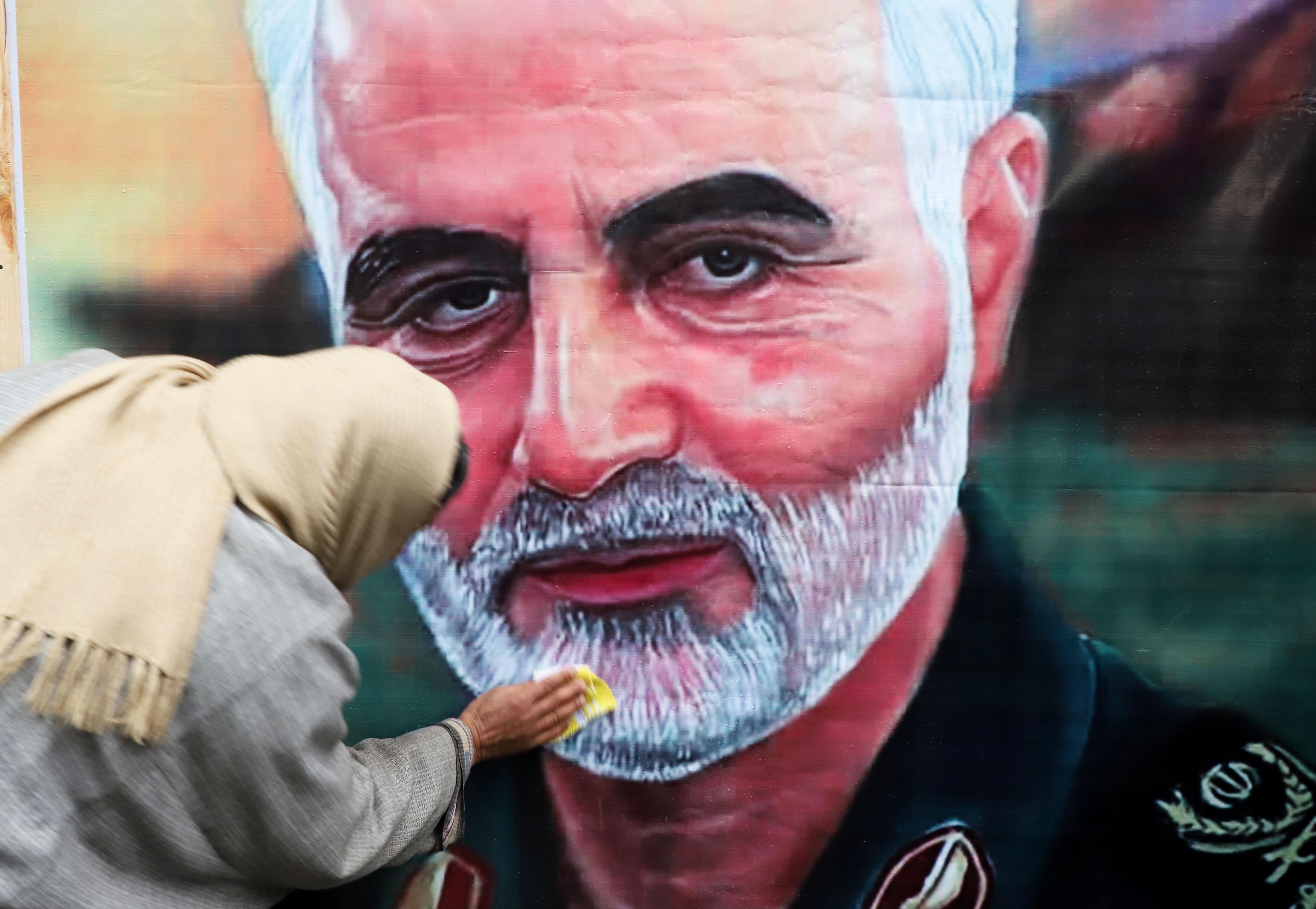 Iráni katonai vezetők szerint csak a támadások kezdetét jelentették az amerikai bázisok elleni rakétatámadások
